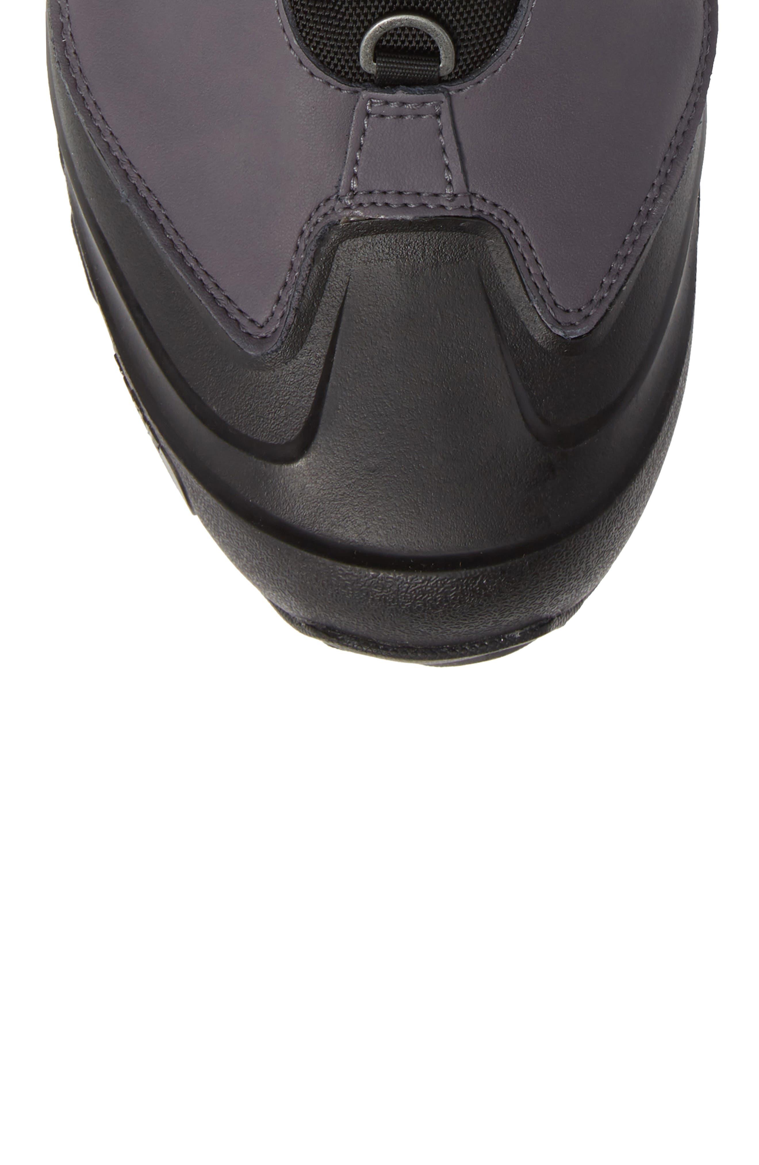 Chilkat Evo Waterproof Insulated Snow Boot,                             Alternate thumbnail 5, color,                             BLACKENED PEARL/ PHANTOM GREY