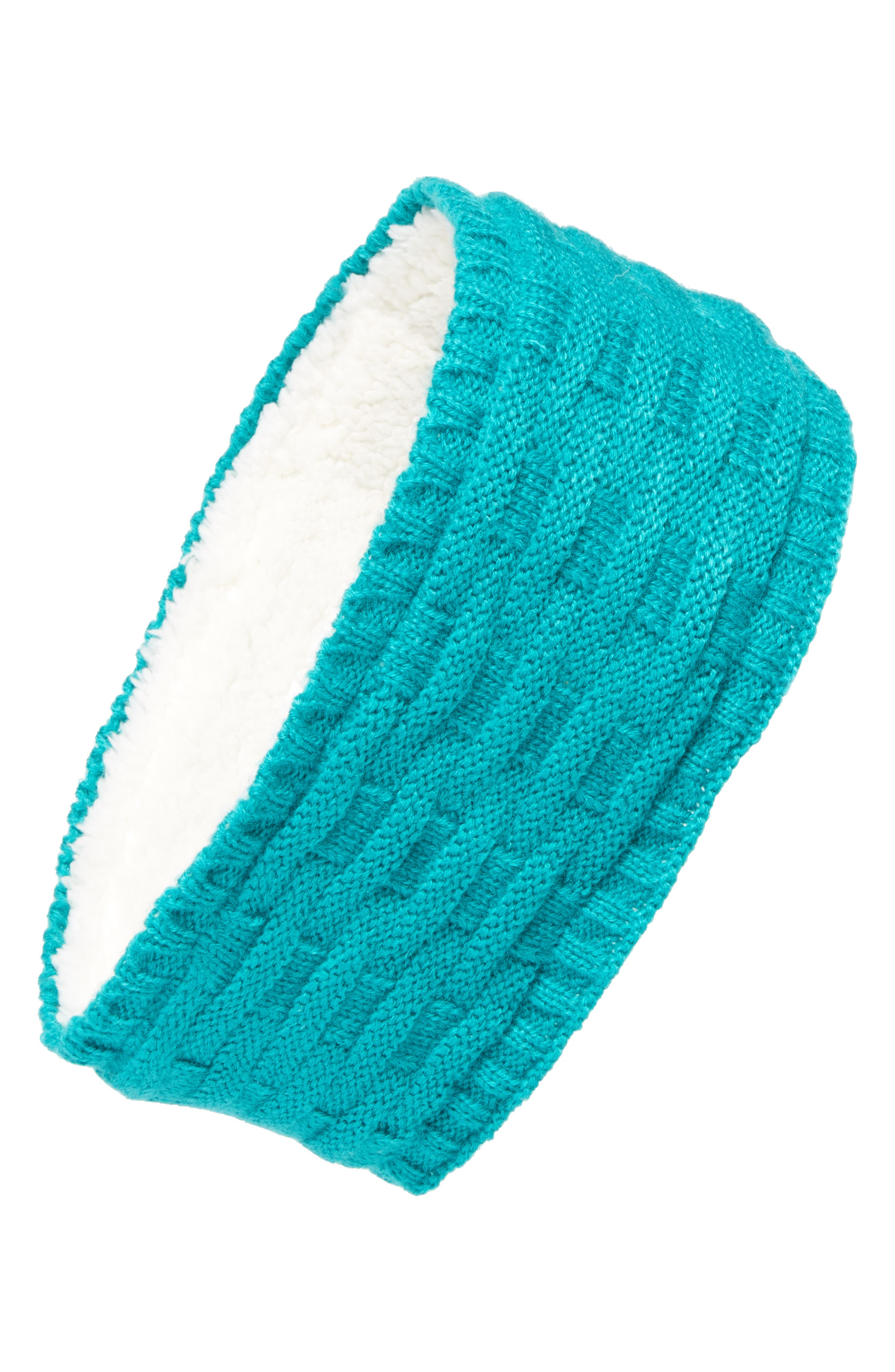 Cross Cable Knit Headband,                             Main thumbnail 9, color,