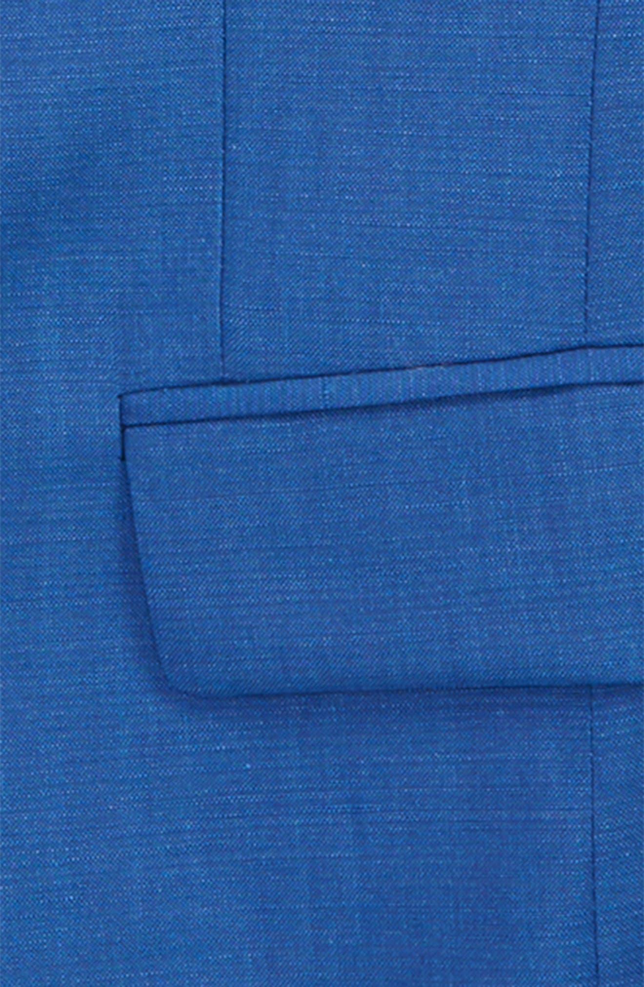 Wool & Linen Sport Coat,                             Alternate thumbnail 2, color,                             422