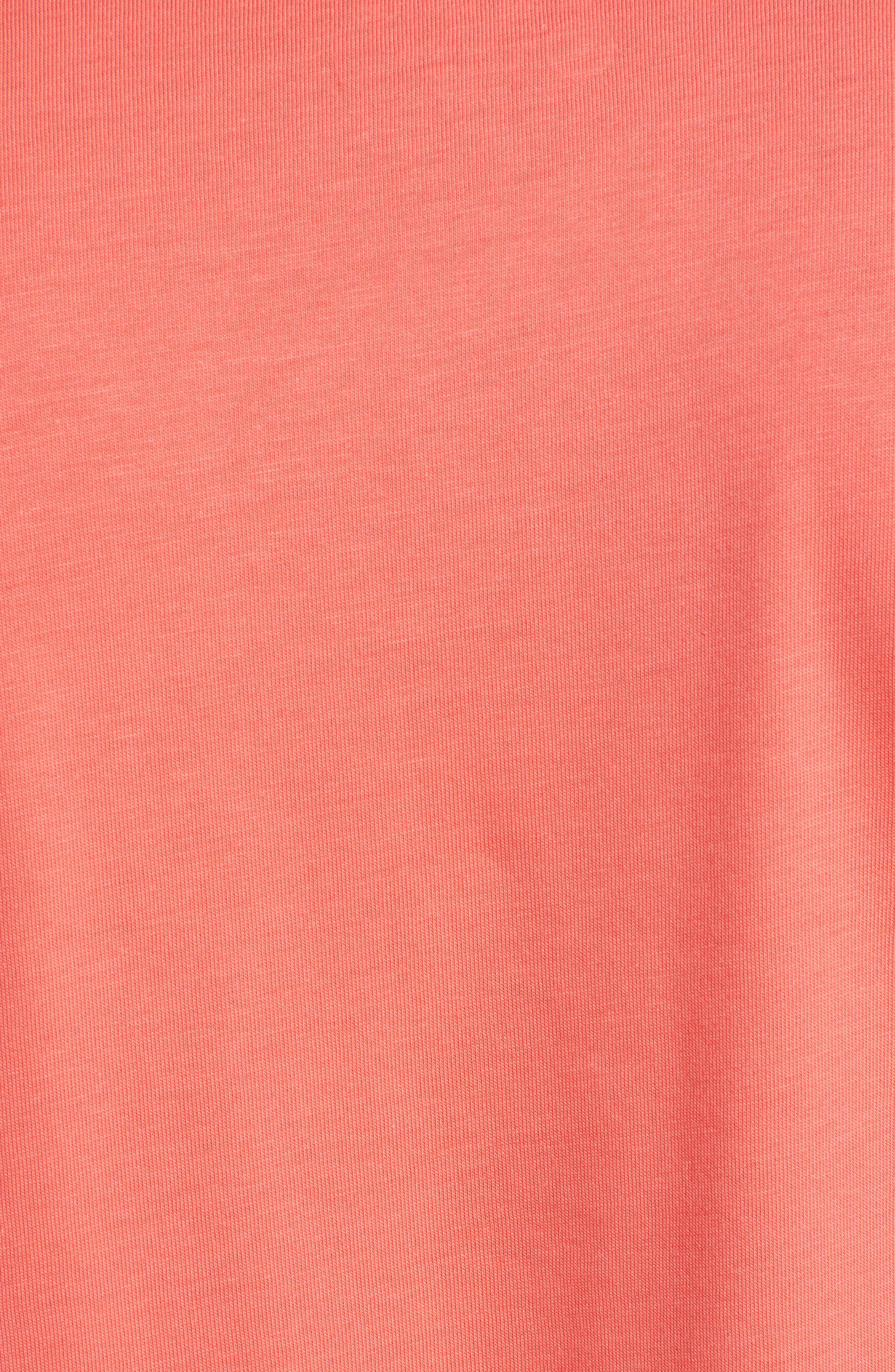 Ashton Graphic T-Shirt,                             Alternate thumbnail 5, color,                             CAMPARI