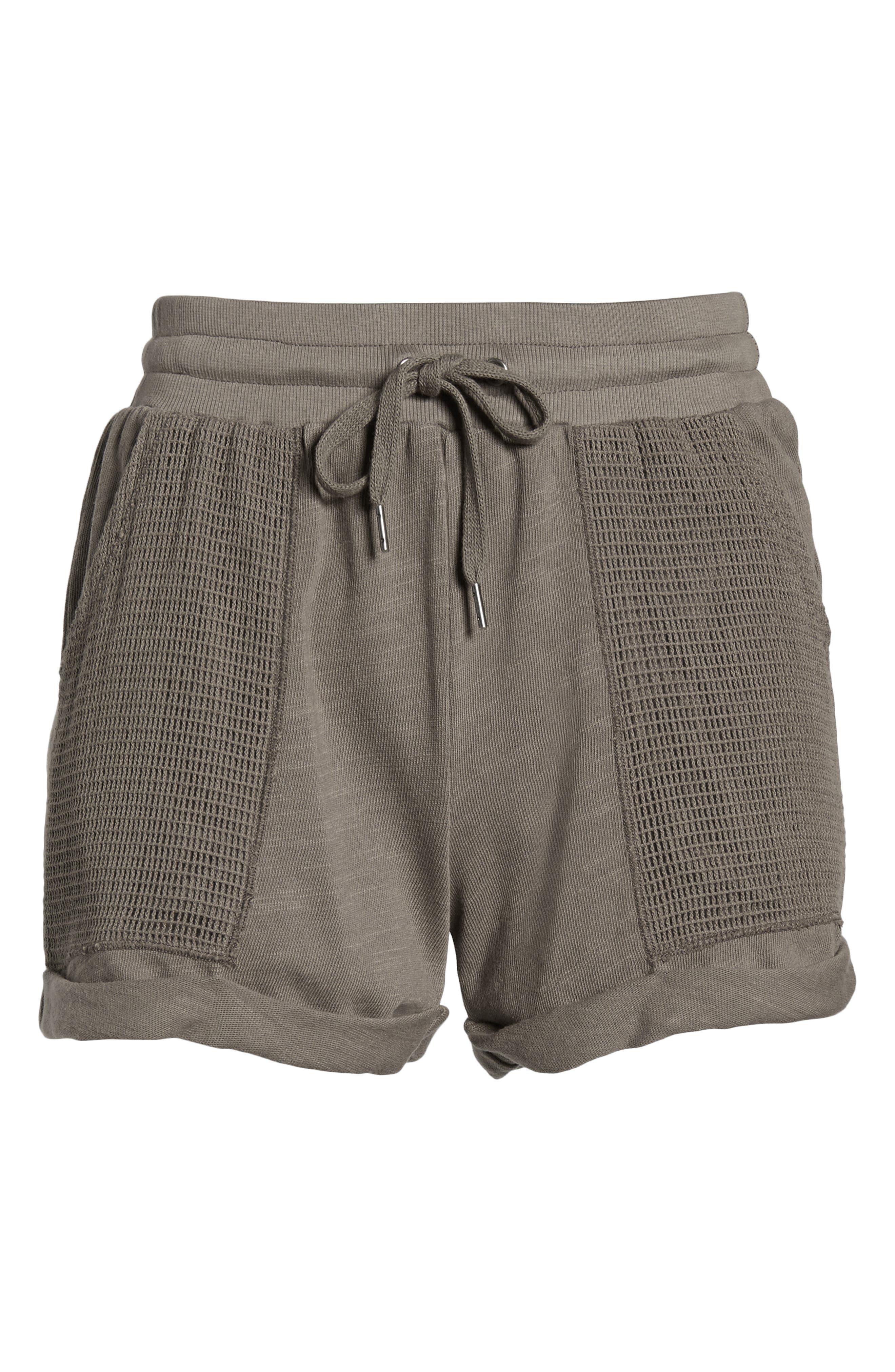 Knit Shorts,                             Alternate thumbnail 12, color,