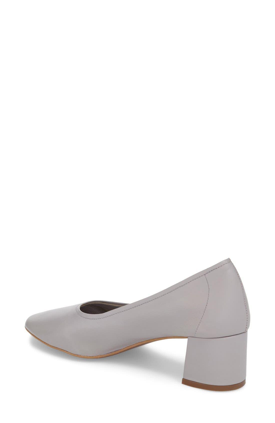 'Juno' Ballet Shoe,                             Alternate thumbnail 8, color,