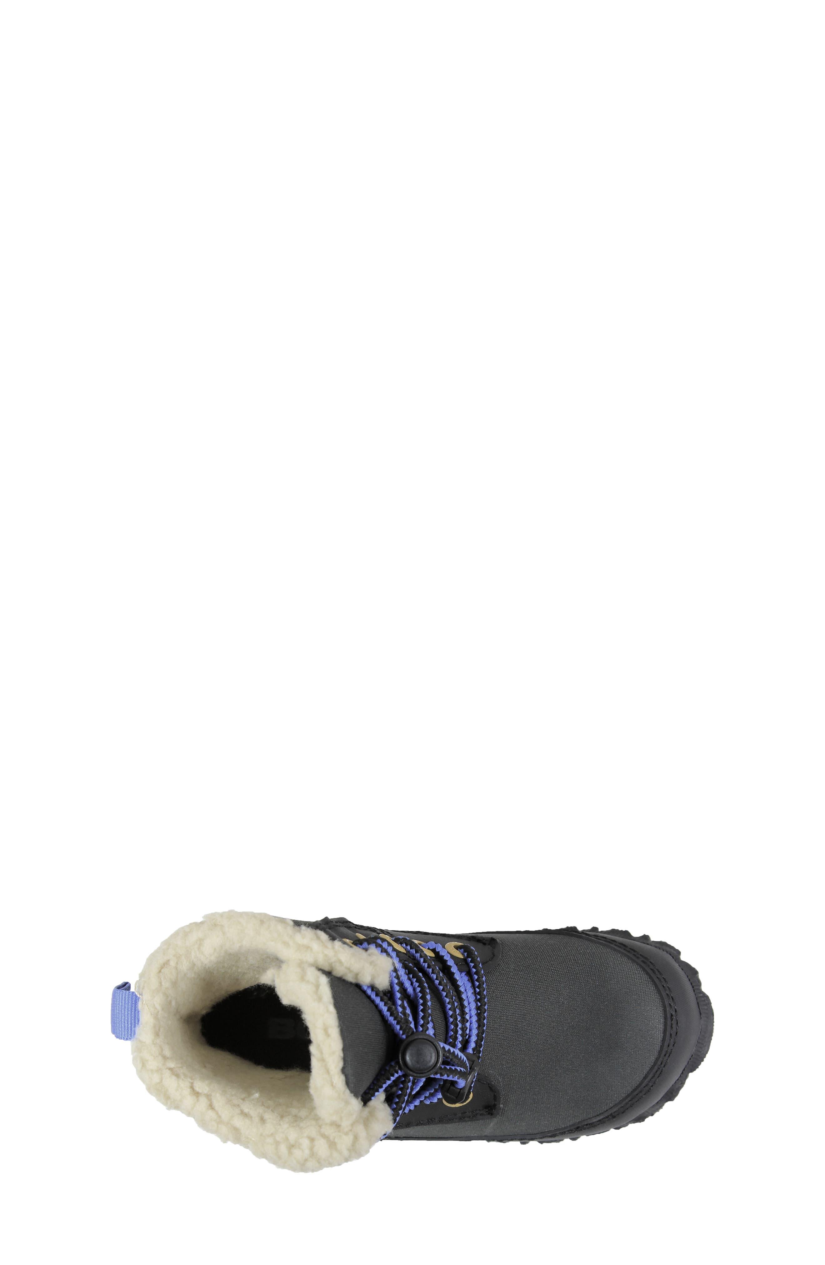 Skyler Faux Fur Insulated Waterproof Boot,                             Alternate thumbnail 13, color,