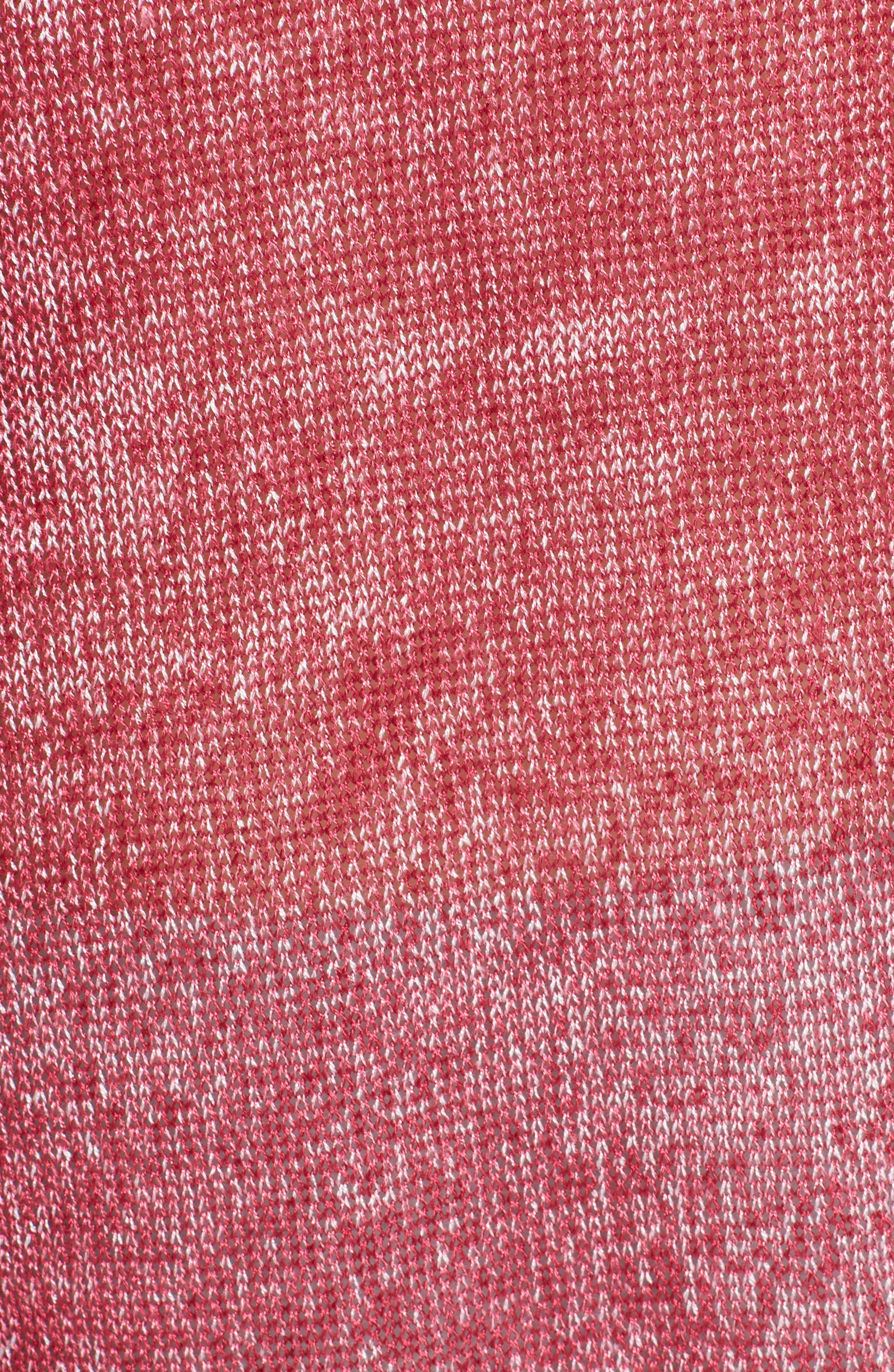 NIC + ZOE Poolside Linen Blend Sweater,                             Alternate thumbnail 19, color,