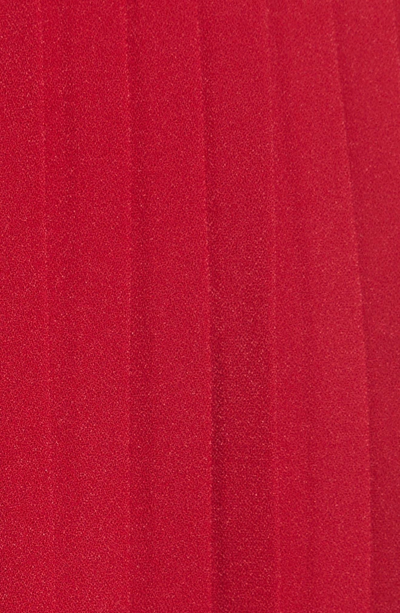 Paneled Lace Dress,                             Alternate thumbnail 6, color,                             653