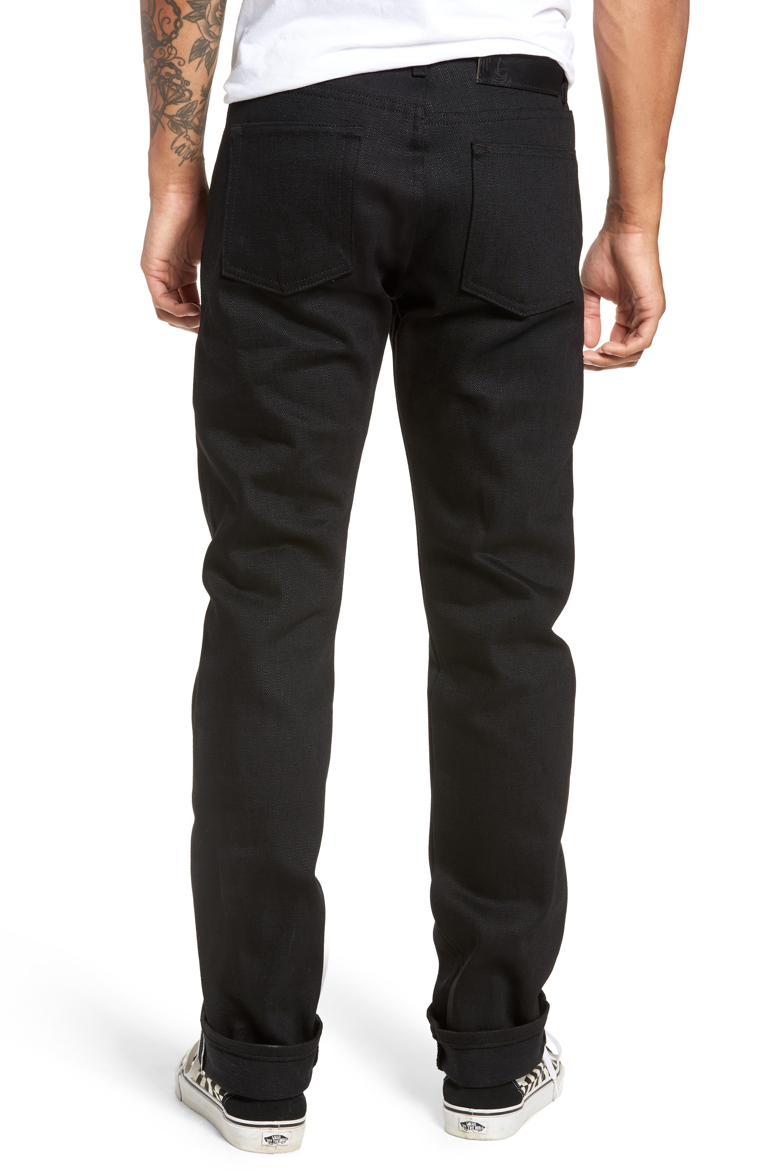 Weird Guy Slim Fit Jeans,                             Alternate thumbnail 2, color,                             ELEPHANT 7 EL DIABLO