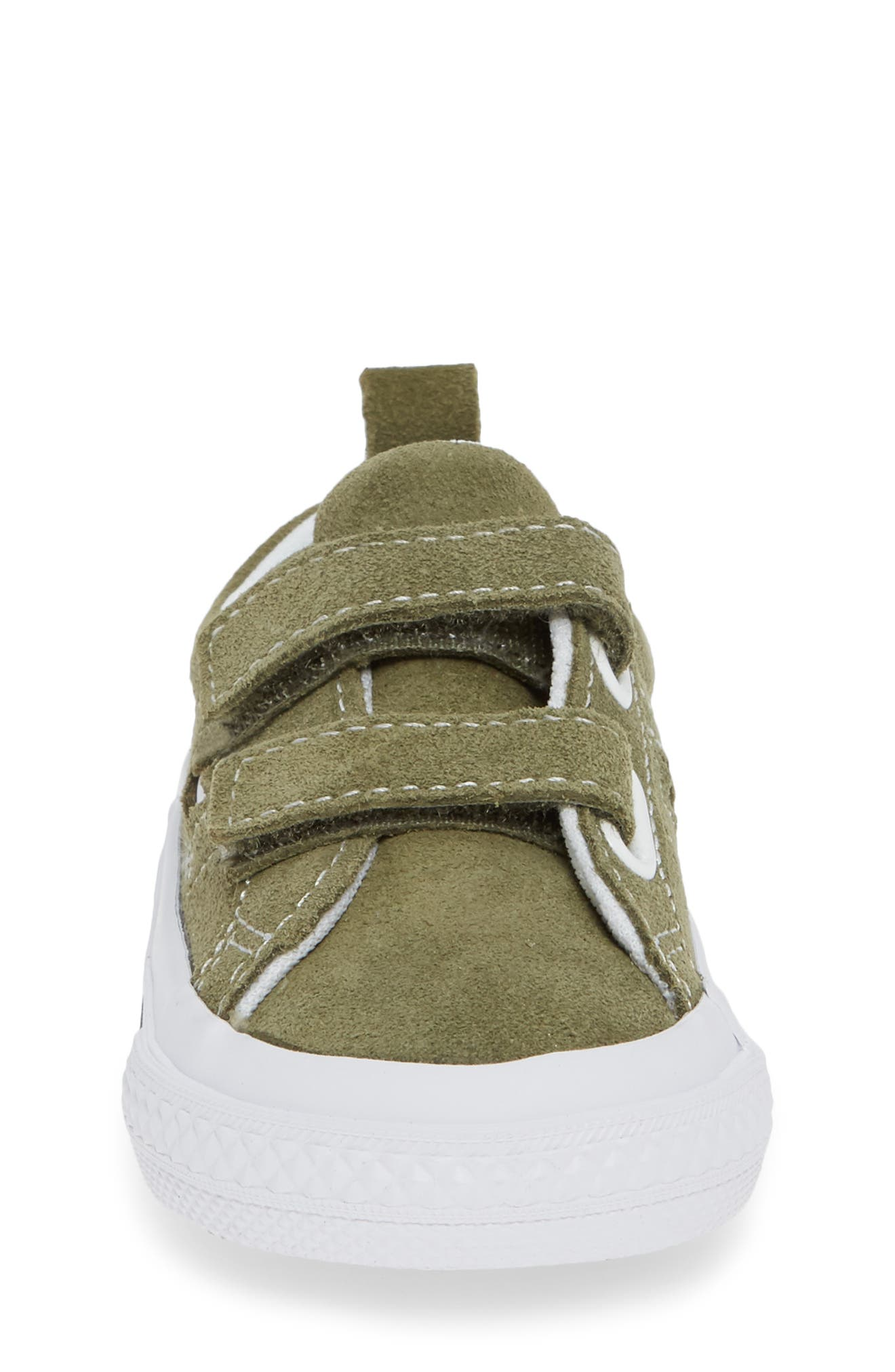 One Star Vintage Suede 2V Sneaker,                             Alternate thumbnail 4, color,                             FIELD SURPLUS