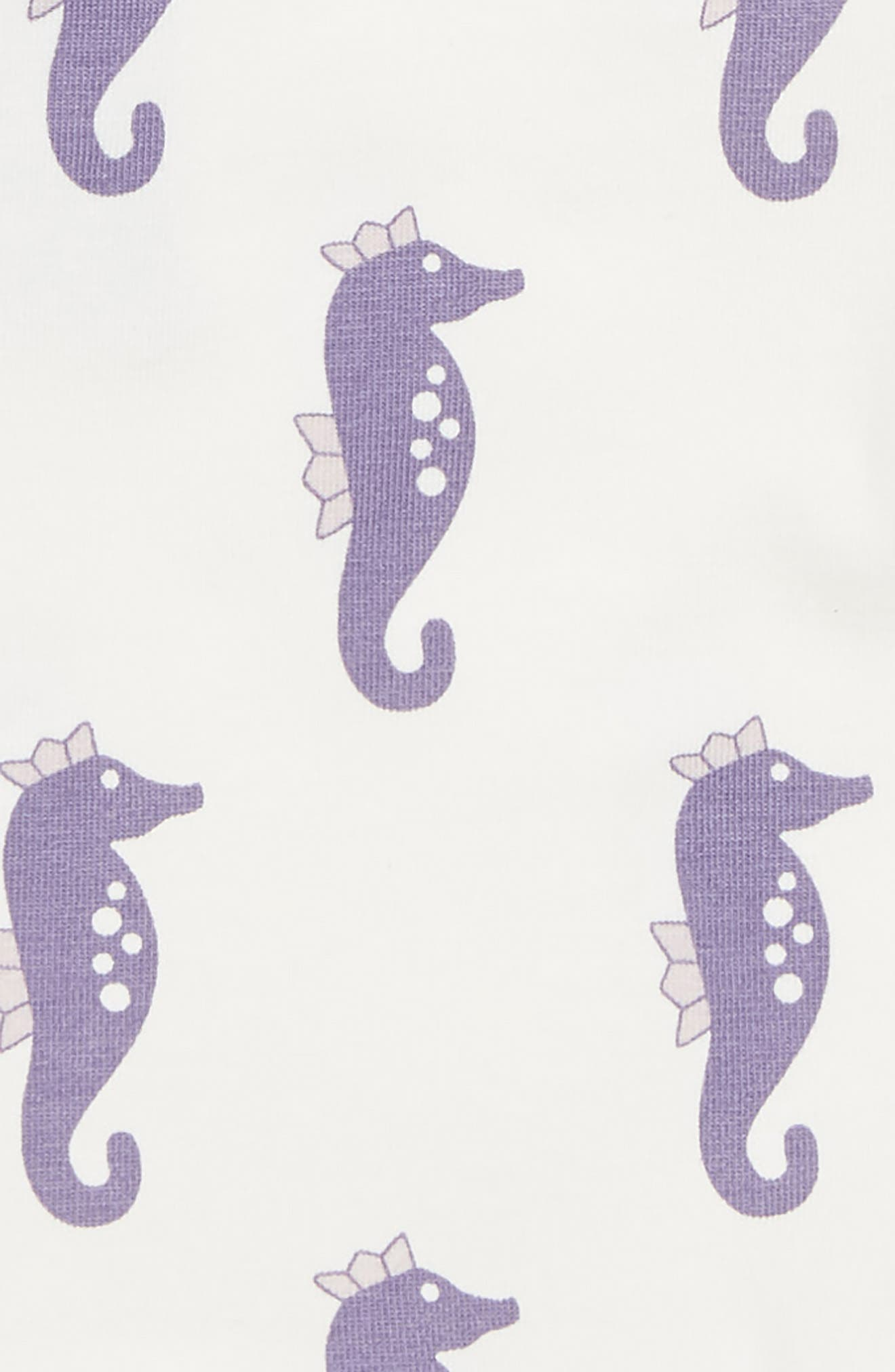 All Dressed Up Skirted Bodysuit,                             Alternate thumbnail 2, color,                             LITTLE SEA HORSE