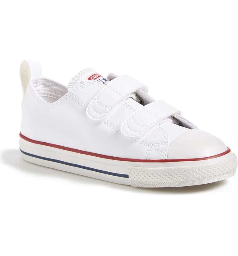 4f2ab48373fb Converse Chuck Taylor® All Star® 2V Faux Leather Sneaker (Baby ...
