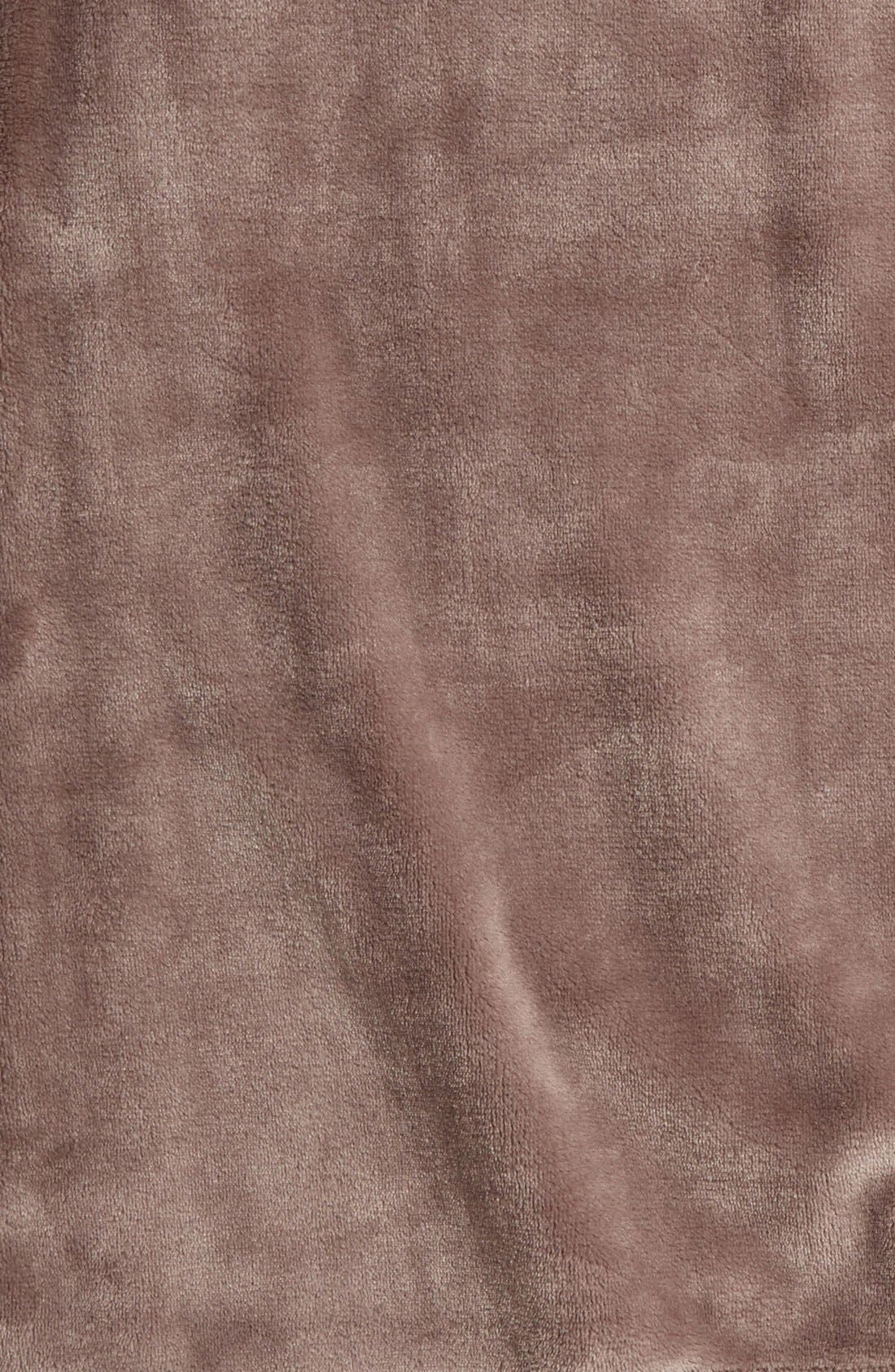 Duffield Throw,                             Alternate thumbnail 6, color,                             SEAL HEATHER GREY