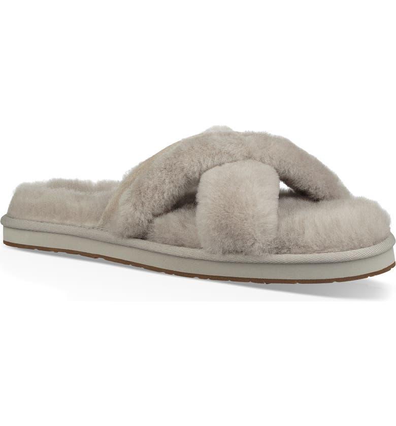 22ebcdfa8d1754 UGG® Abela Genuine Shearling Flip Flop (Women)