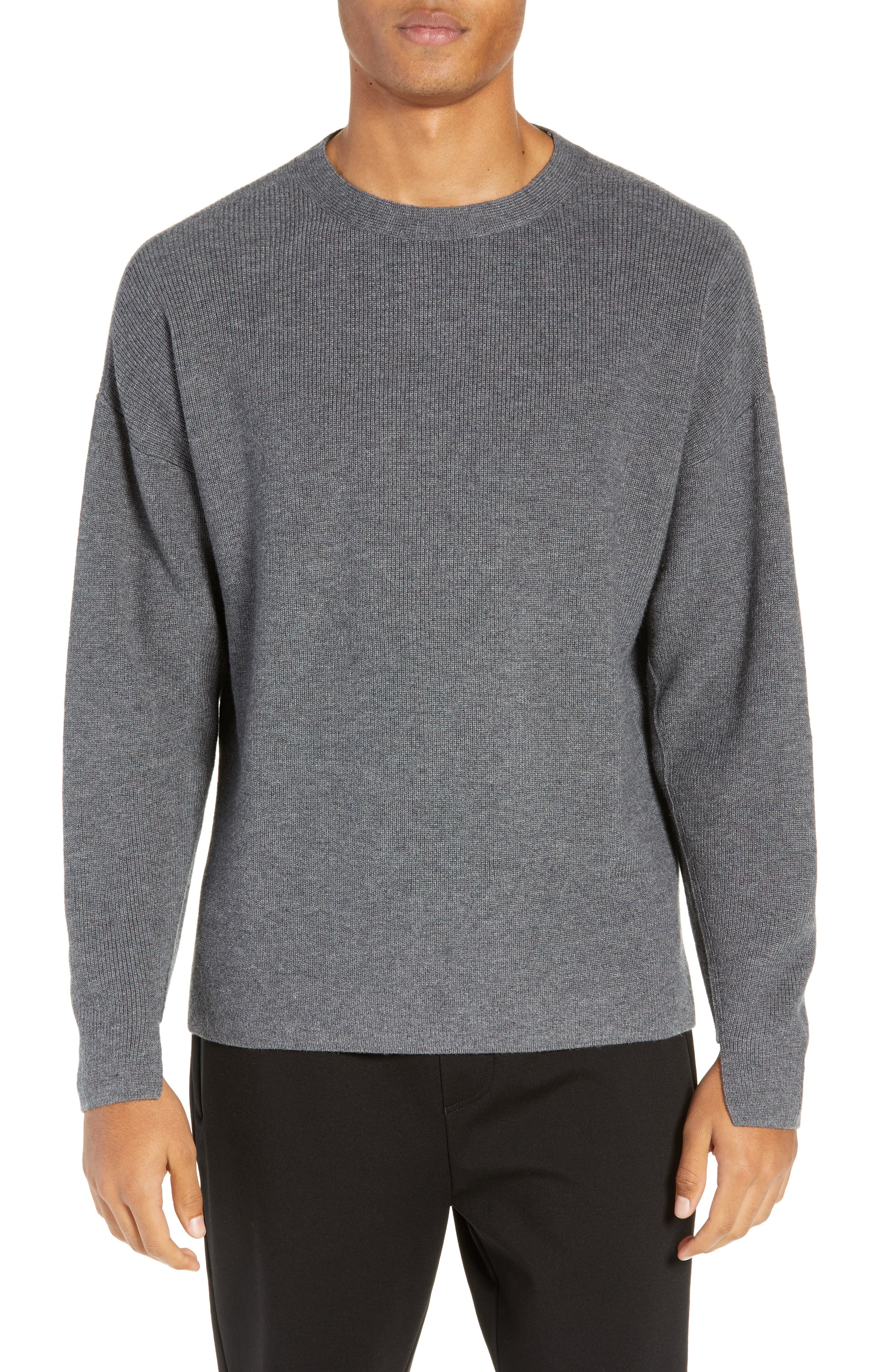 River Stone Wool Blend Sweater