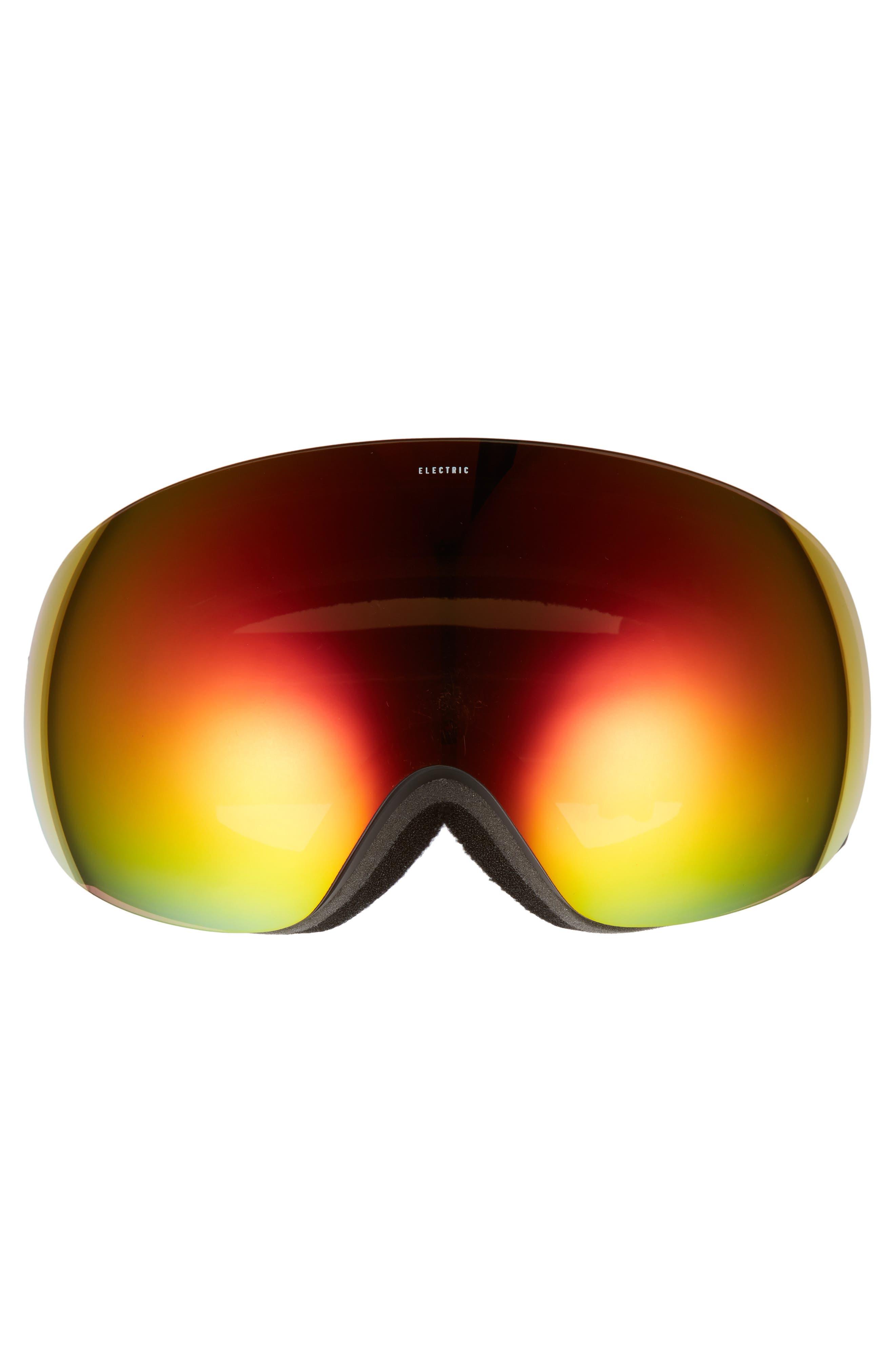 EG3 Snow Goggles,                             Alternate thumbnail 3, color,                             001