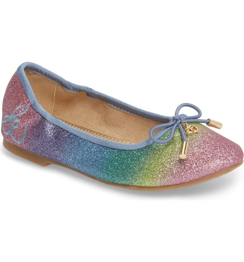 309a8362cbd39 Sam Edelman Felicia Glitter Ballet Flat (Walker