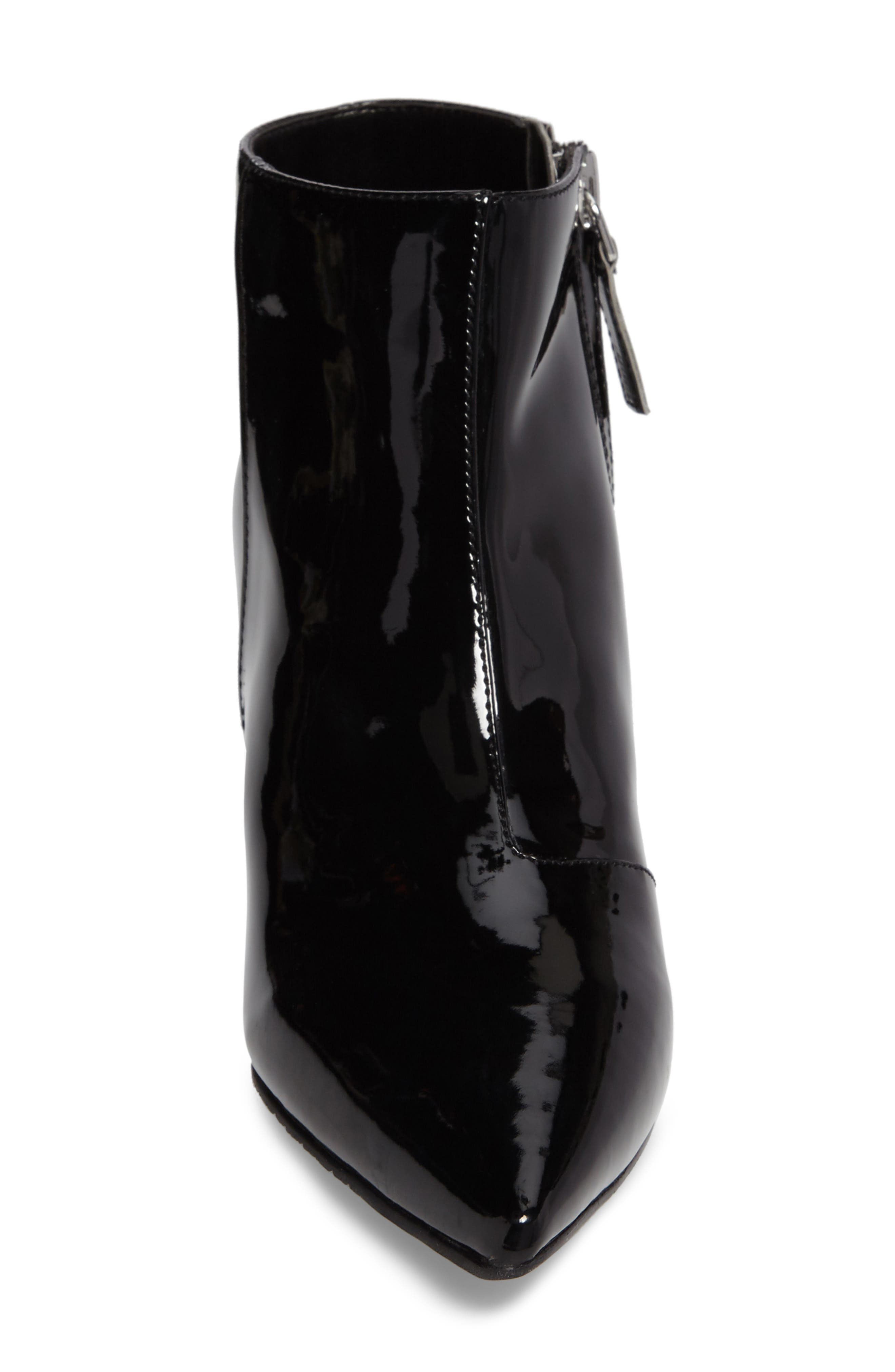 Major Pointy Toe Bootie,                             Alternate thumbnail 4, color,                             003