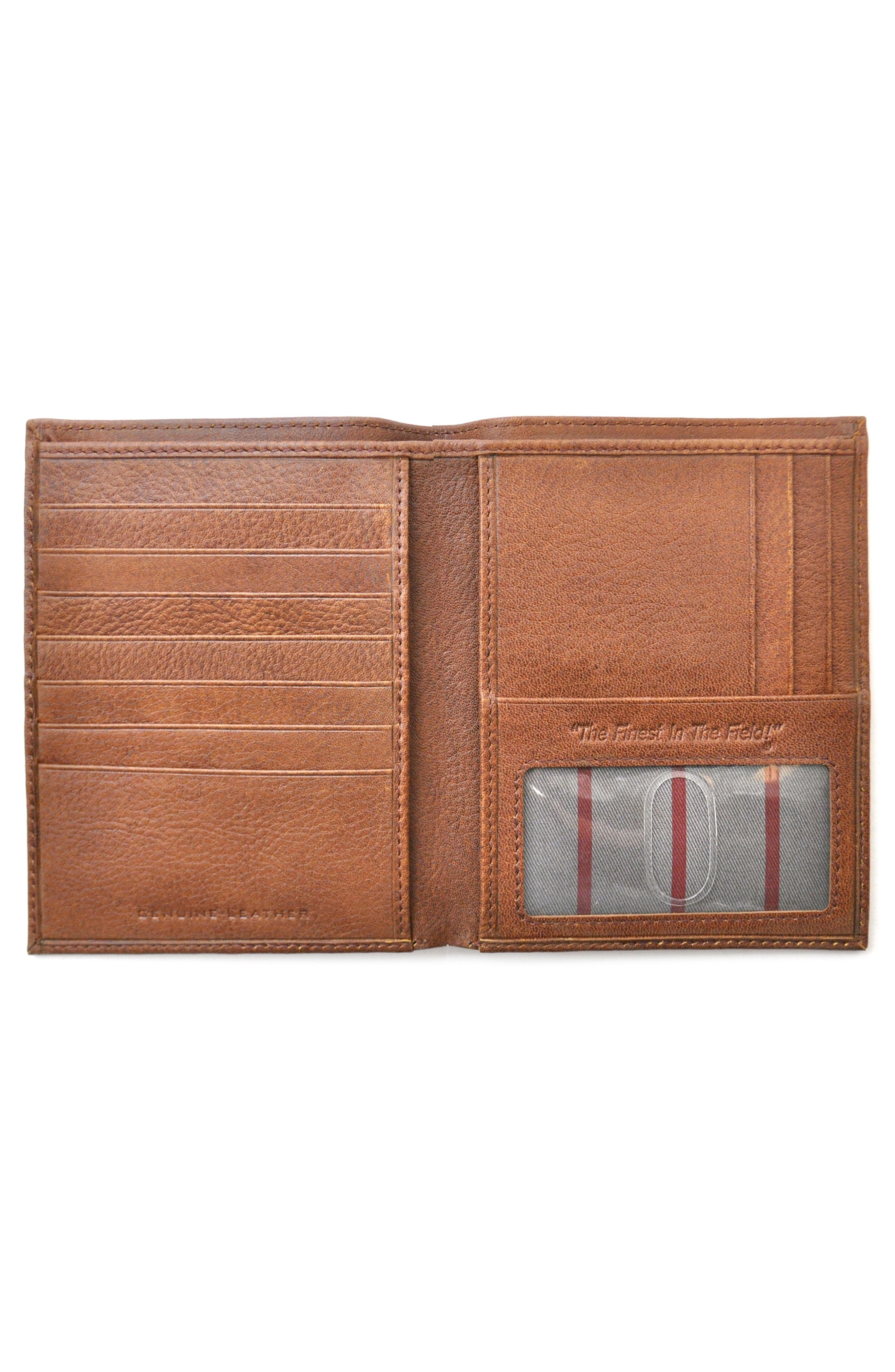Triple Play Leather Executive Wallet,                             Alternate thumbnail 2, color,                             202