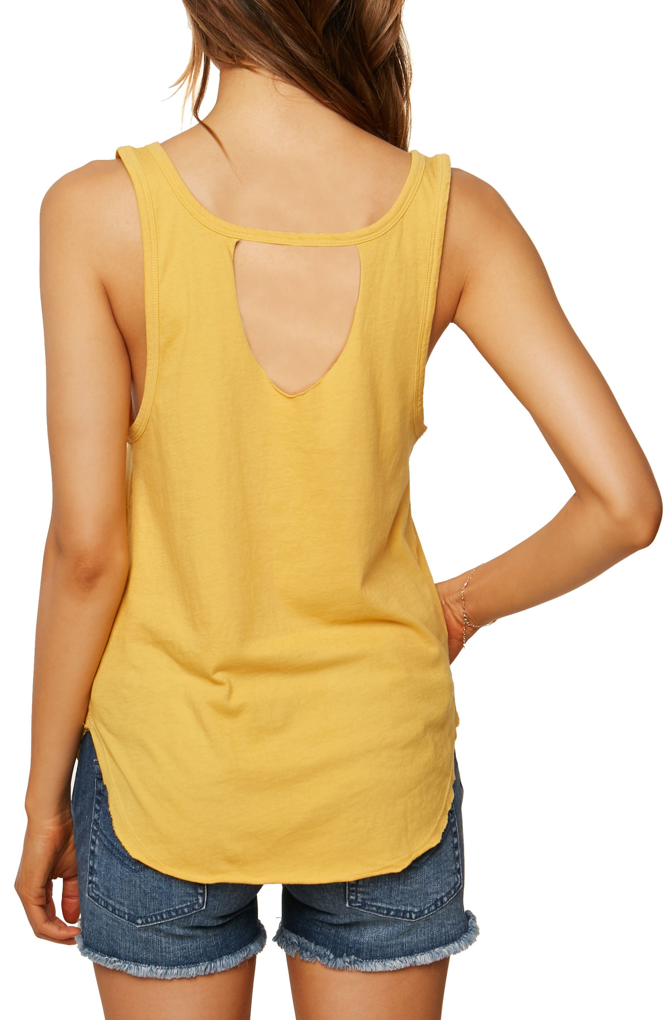 Halfsies Graphic Tank Top,                             Alternate thumbnail 2, color,