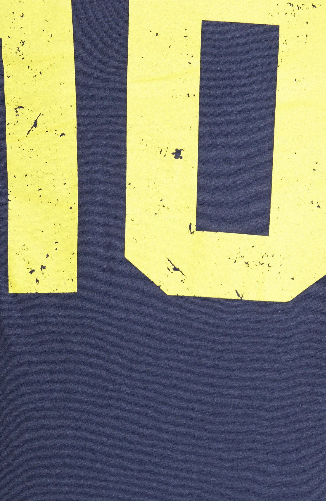 RETRO BRAND,                             'Michigan Wolverines - Tom Brady' Graphic T-Shirt,                             Alternate thumbnail 2, color,                             457