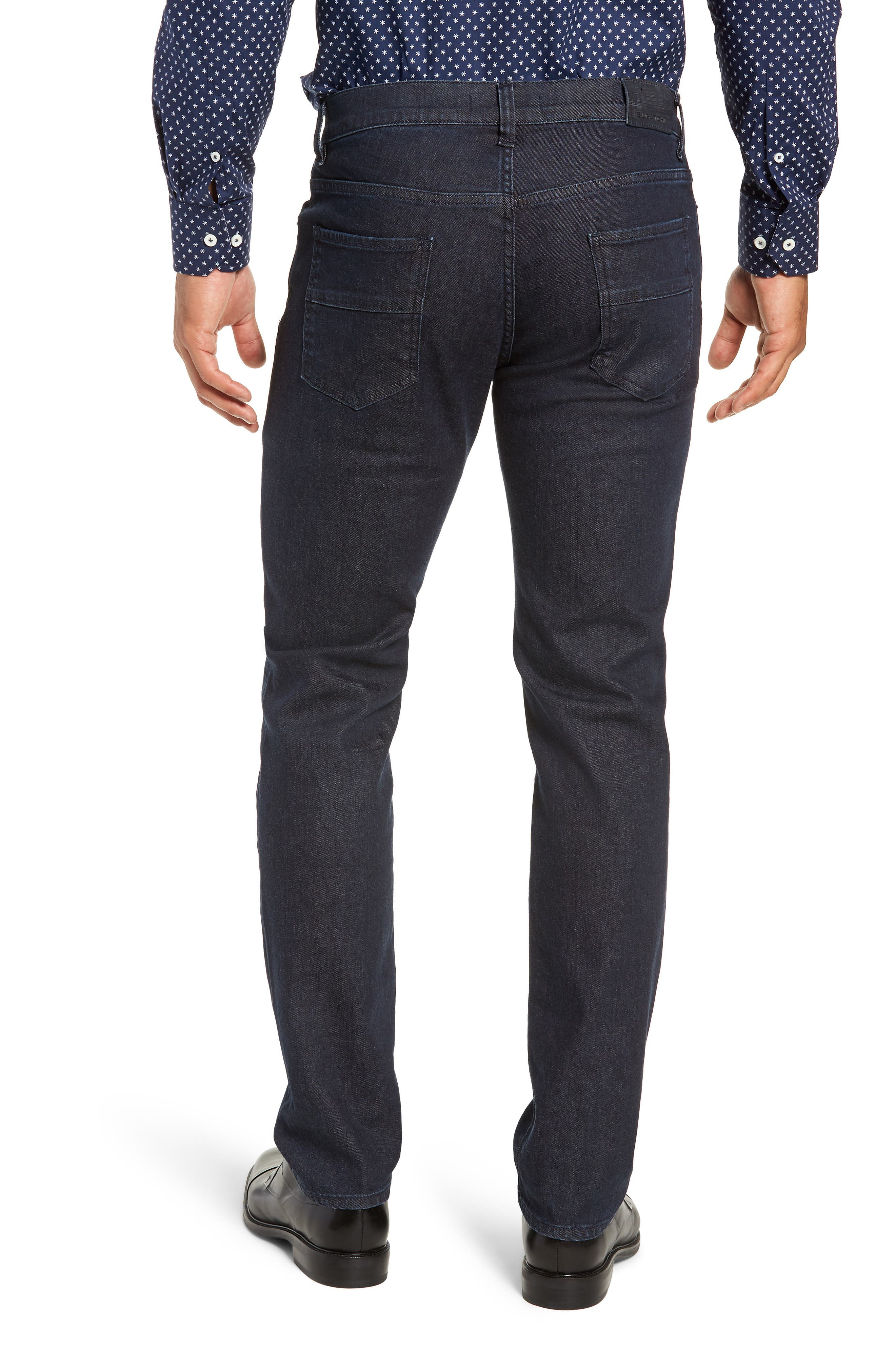 Slim Fit Jeans,                             Alternate thumbnail 2, color,                             SMOKE