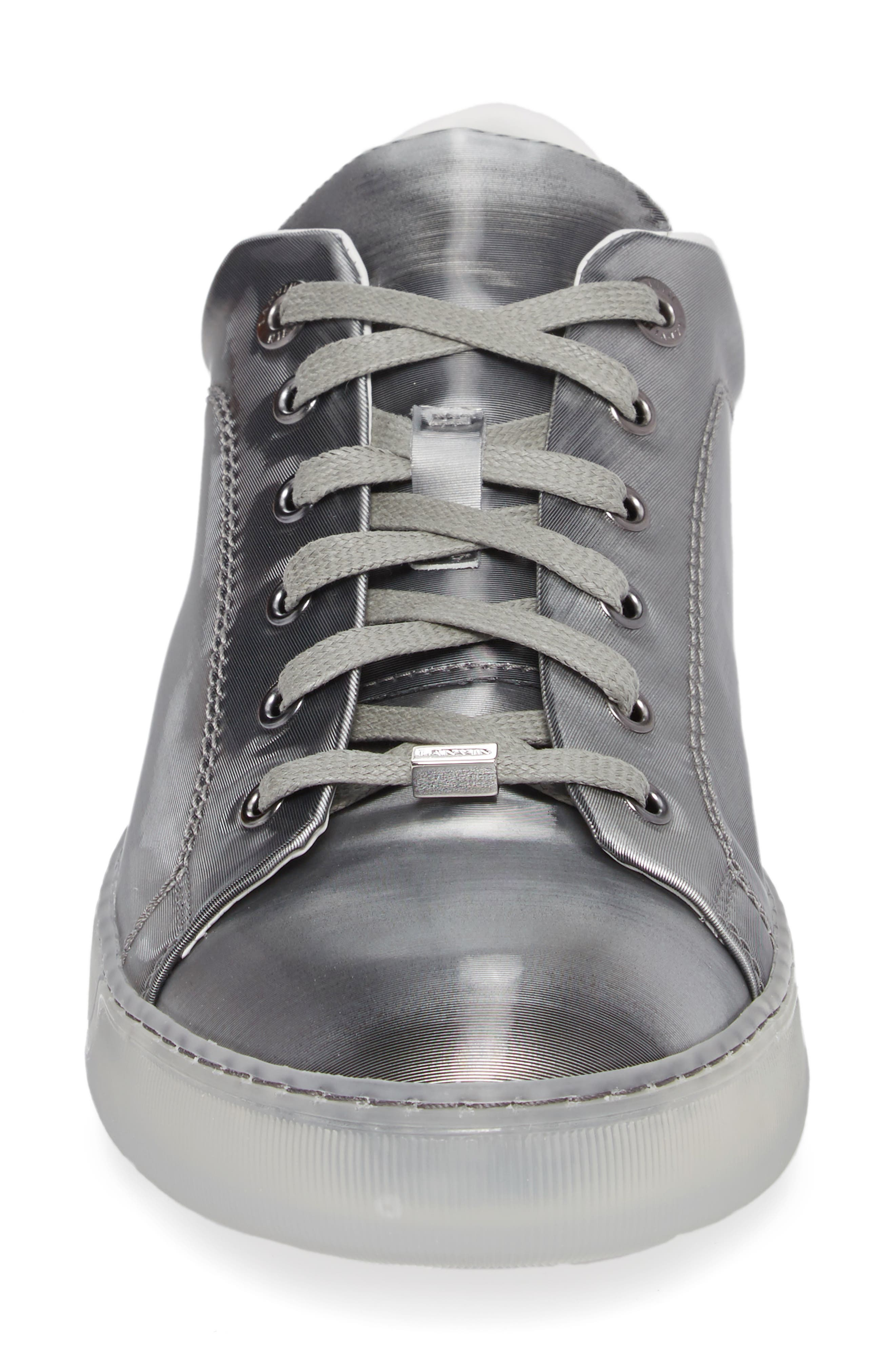 Reflective Lo Sneaker,                             Alternate thumbnail 4, color,                             040