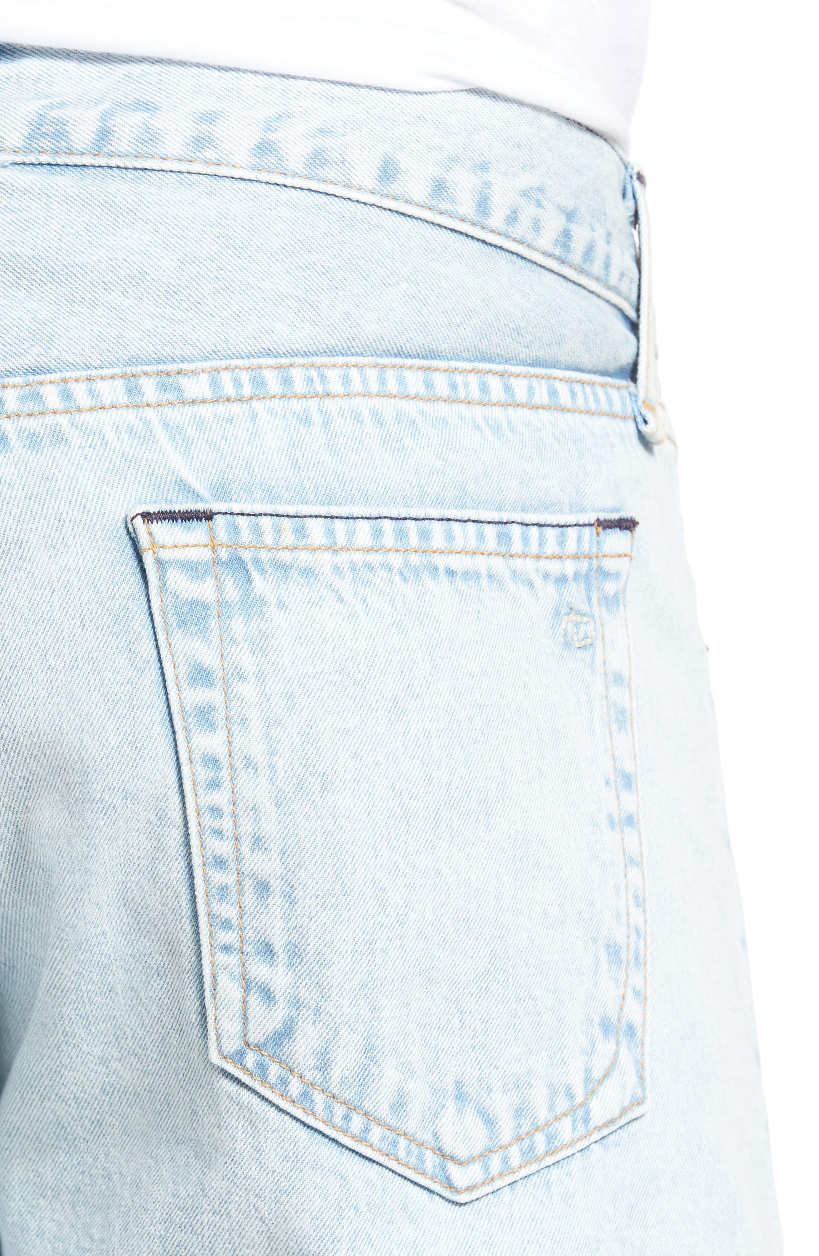 Lennox Skinny Fit Pants,                             Alternate thumbnail 4, color,                             020