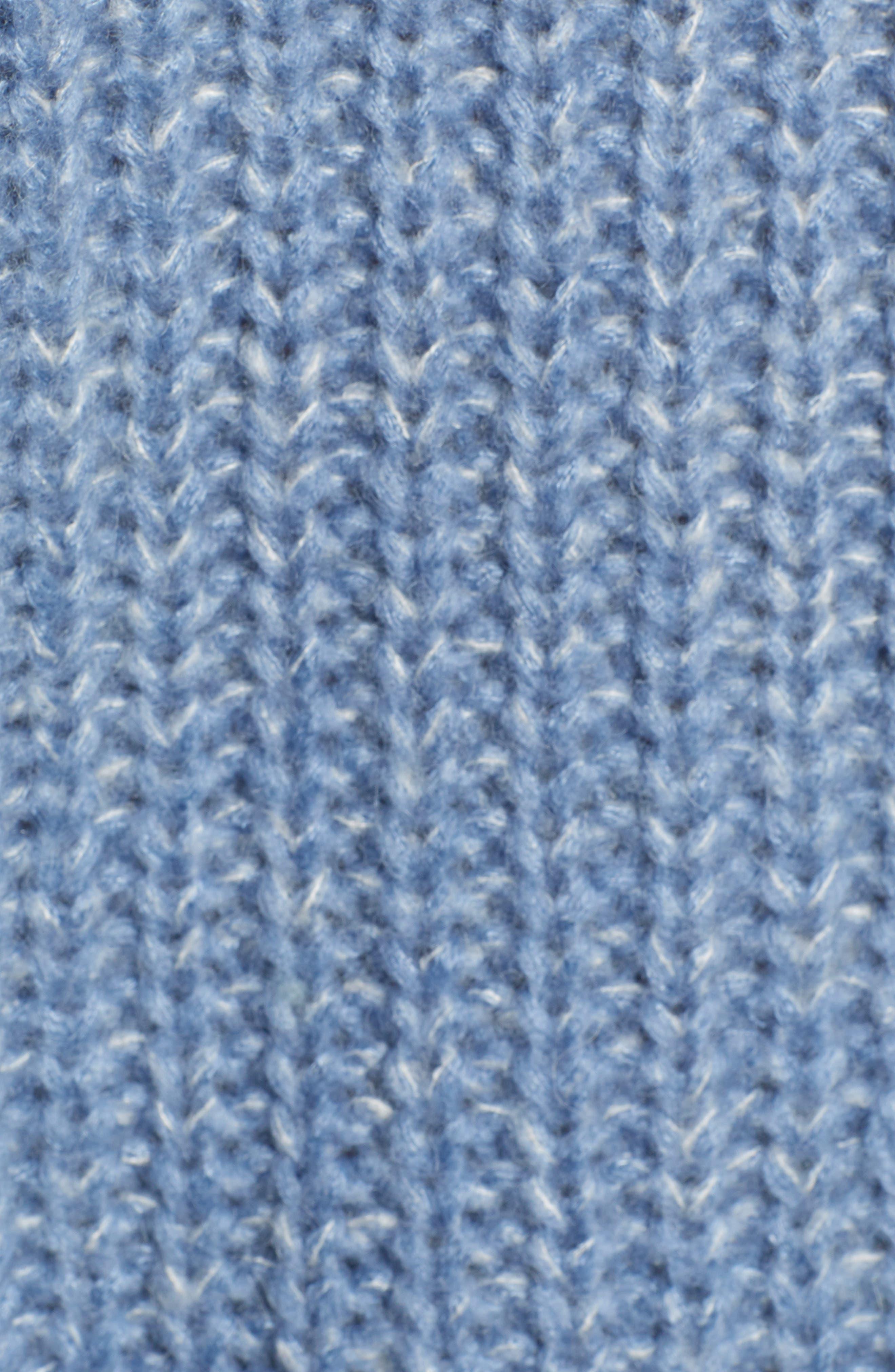 Dorit Sweater,                             Alternate thumbnail 5, color,                             BLUE