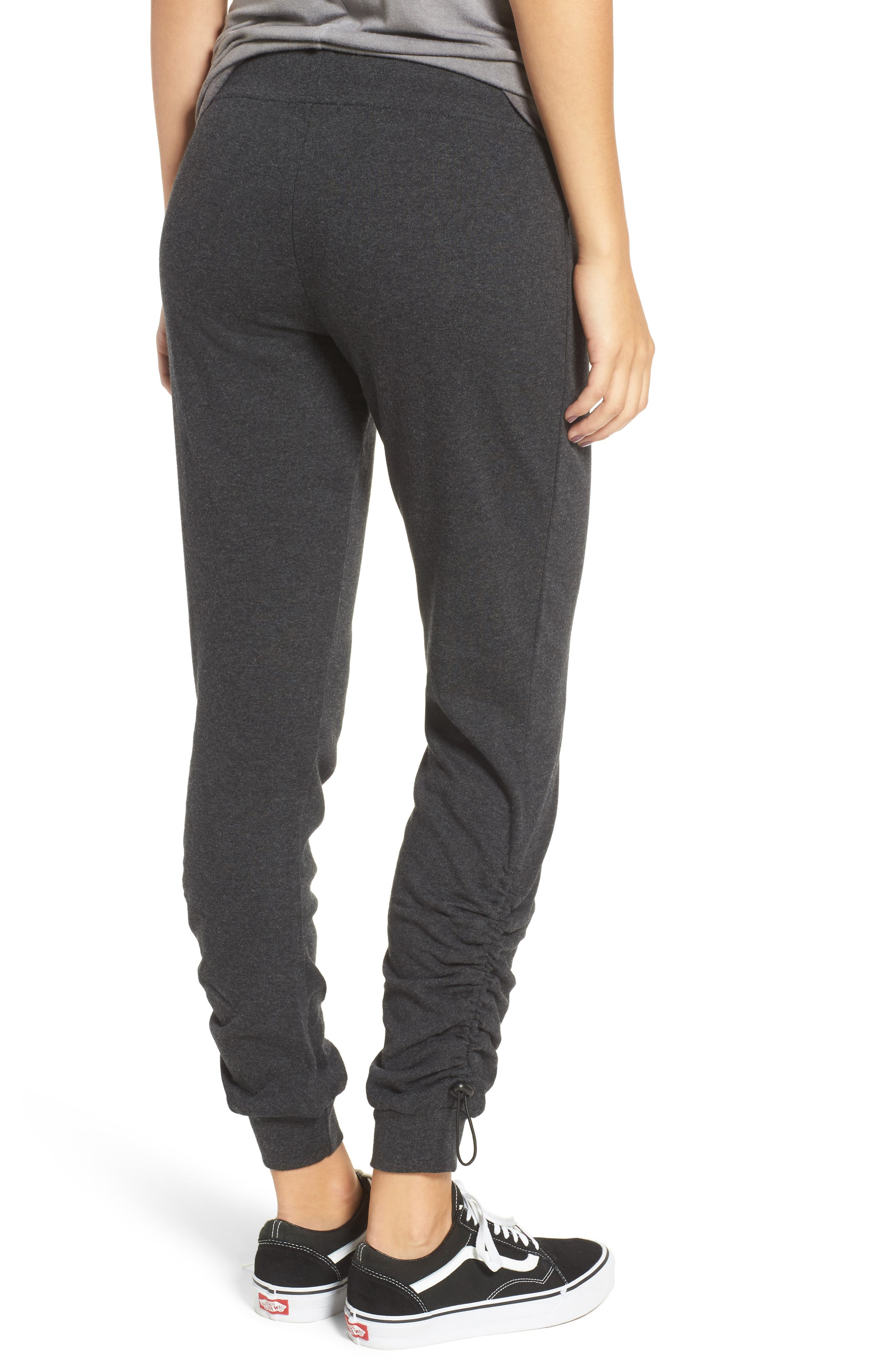 Cinched Joggers,                             Alternate thumbnail 3, color,