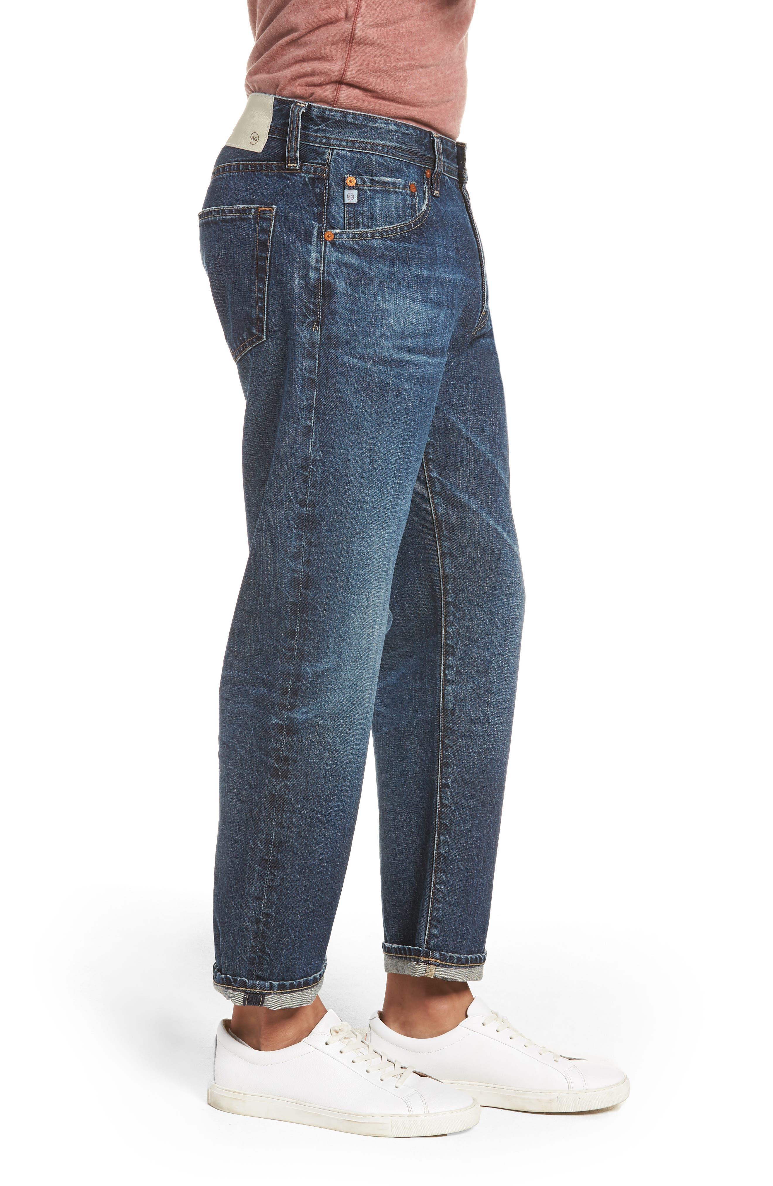 Turner Crop Jeans,                             Alternate thumbnail 3, color,                             5 YEARS WAYFARER