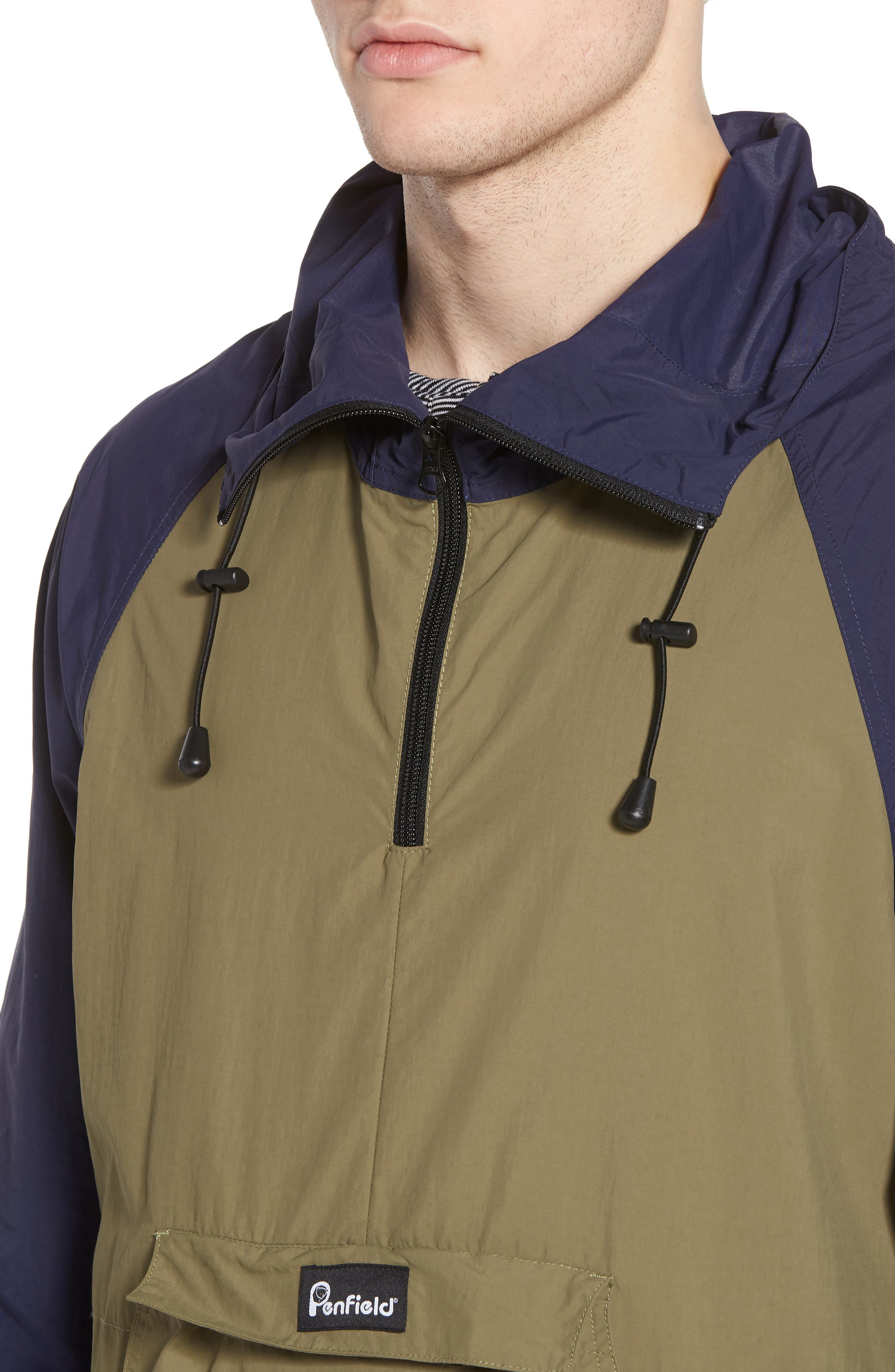 Pacjac Colorblock Pullover,                             Alternate thumbnail 8, color,
