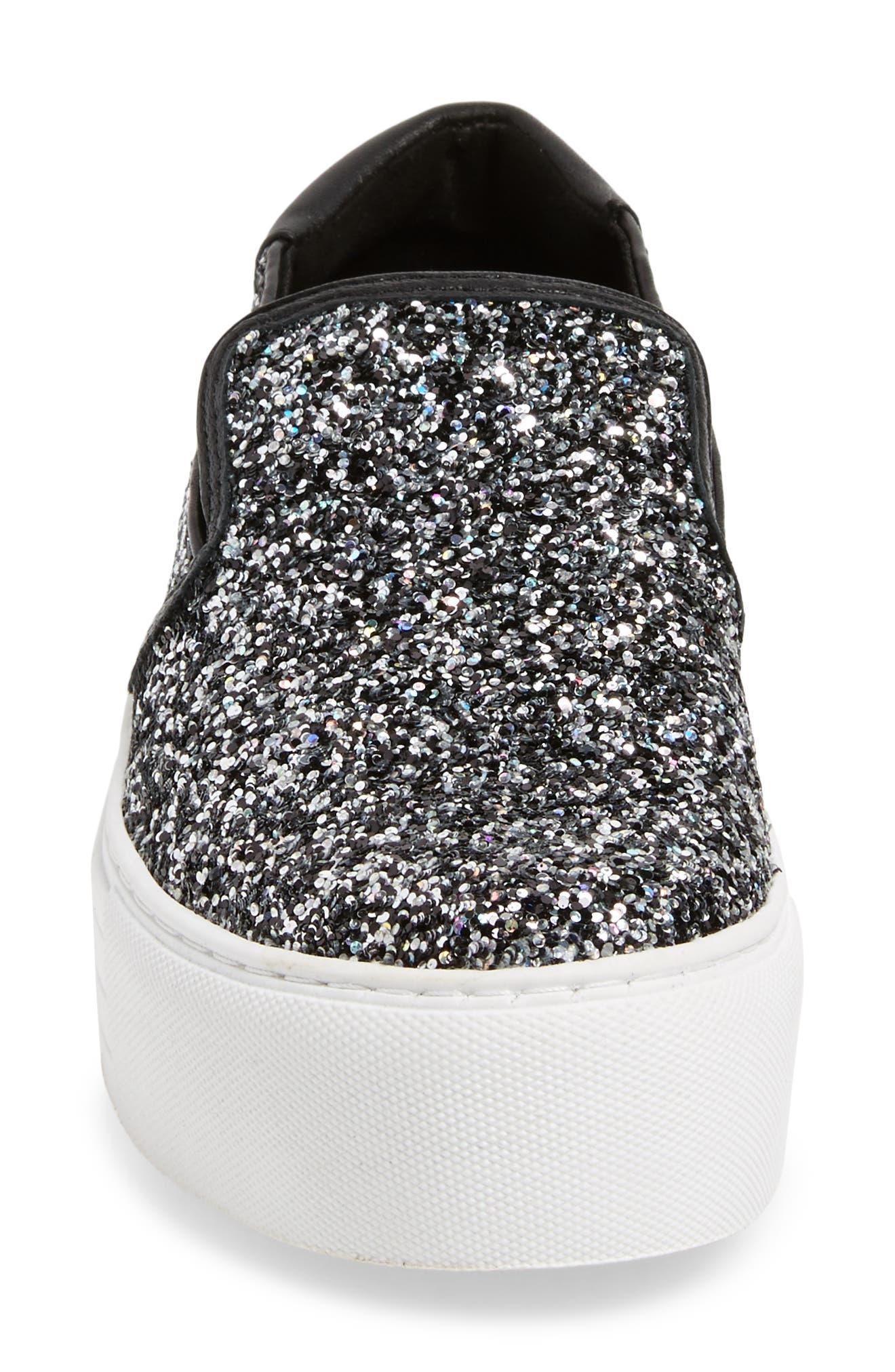 Joanie Slip-On Platform Sneaker,                             Alternate thumbnail 46, color,