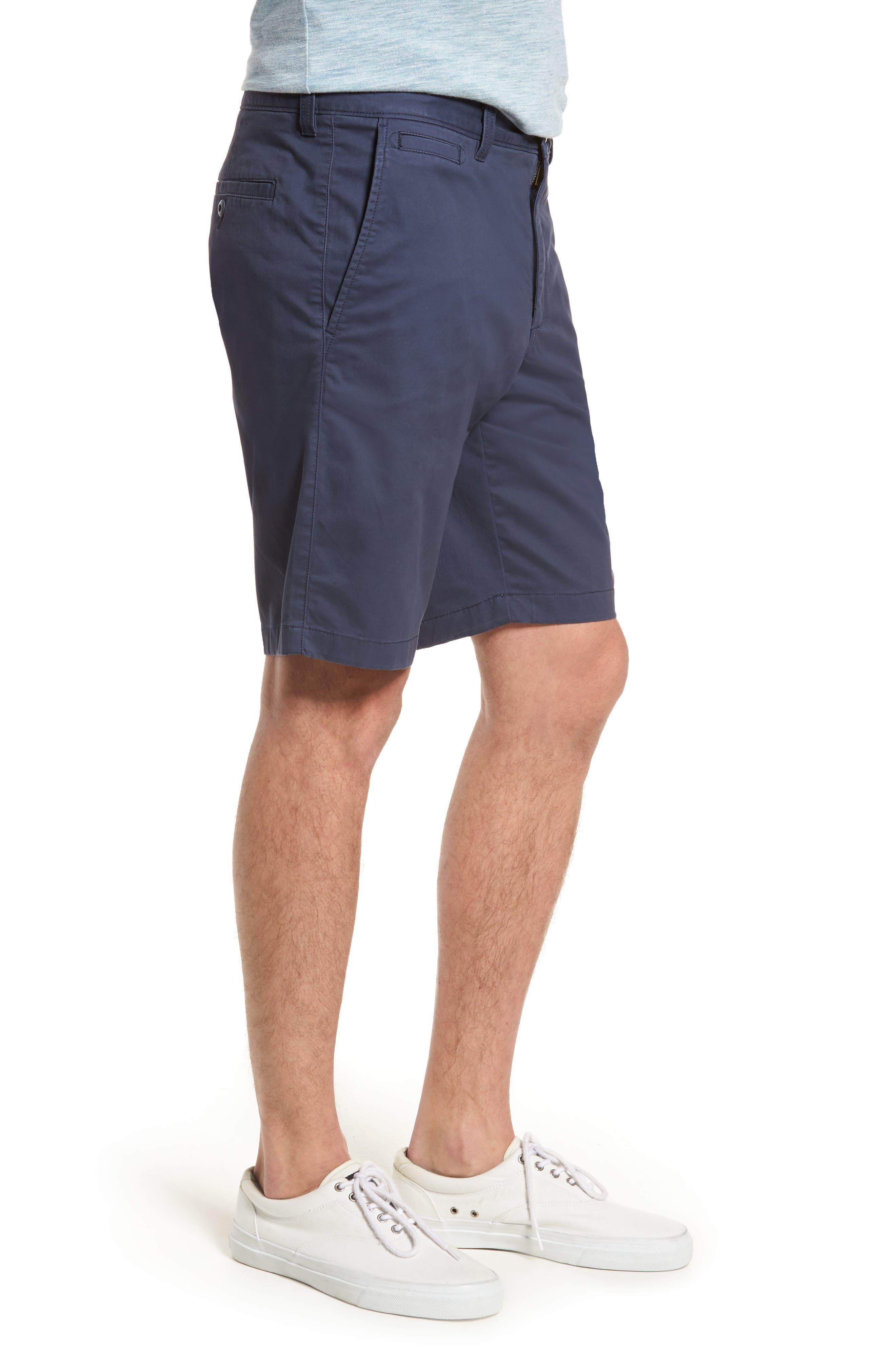 Ballard Slim Fit Stretch Chino 11-Inch Shorts,                             Alternate thumbnail 44, color,