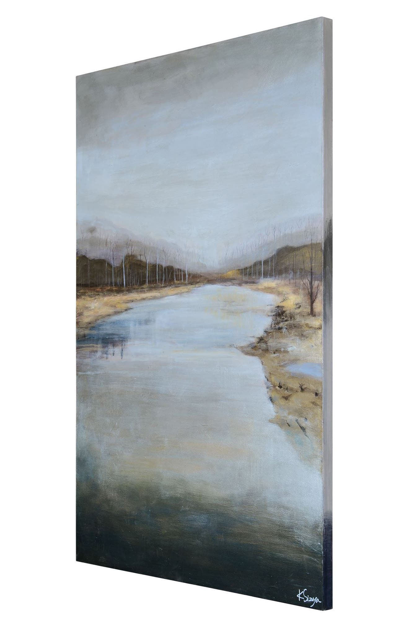 RENWIL,                             Mountain Stream Canvas Art,                             Alternate thumbnail 3, color,                             020