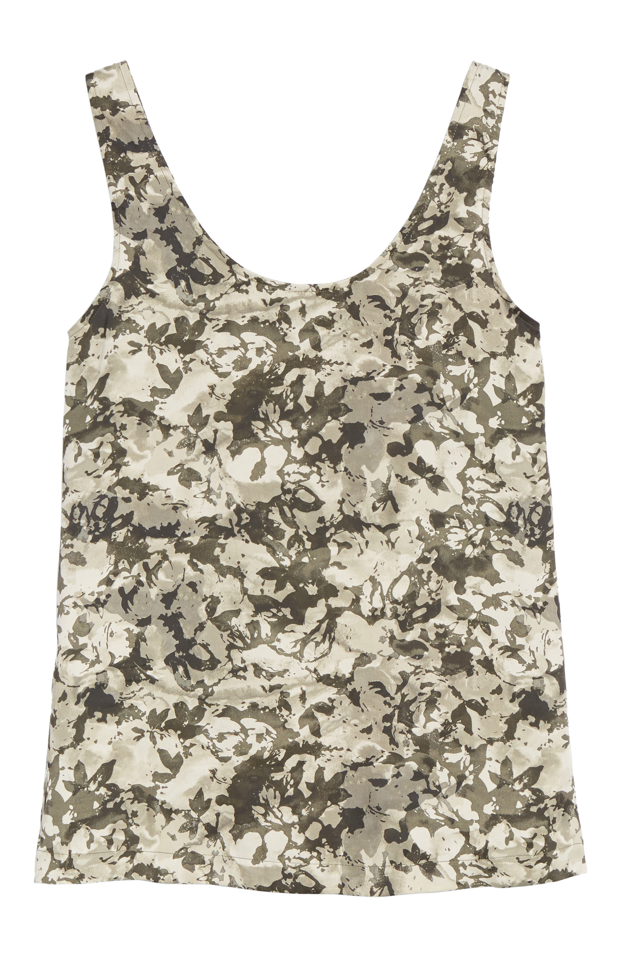 Low Scoop Tank,                             Alternate thumbnail 6, color,                             CAMOFOLIAGE-MUSLIN