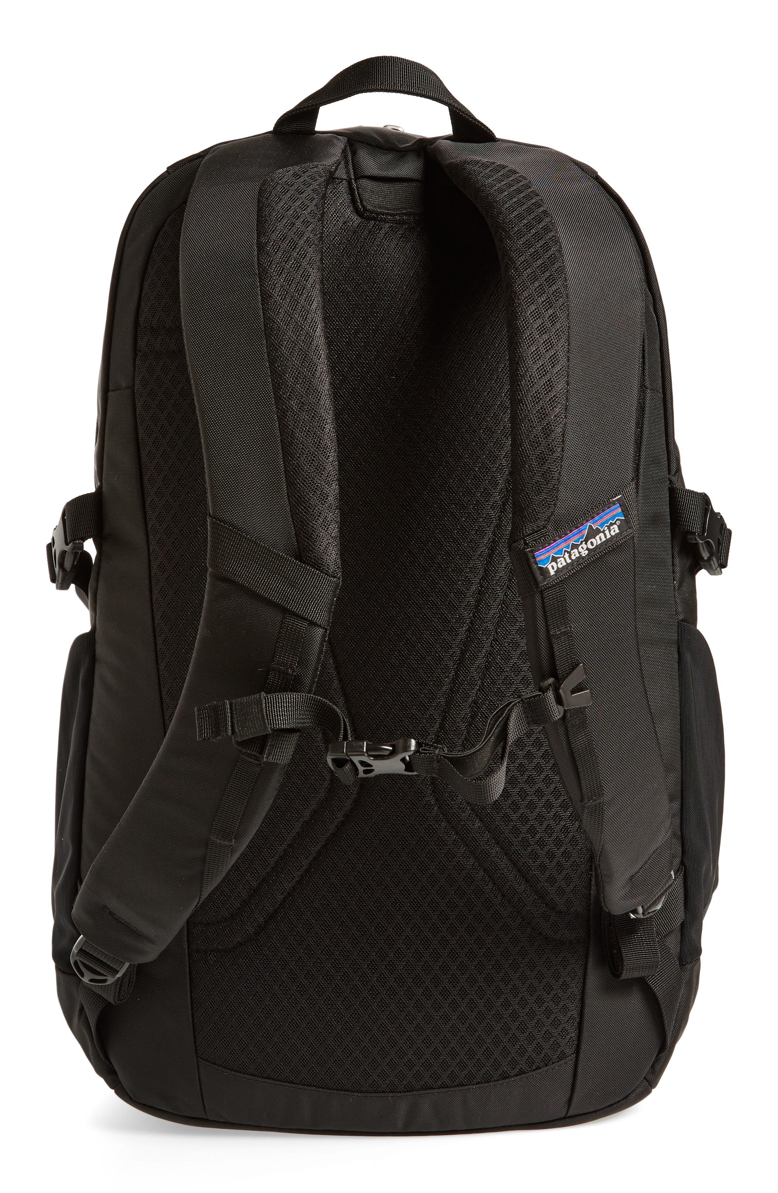 28L Refugio Backpack,                             Alternate thumbnail 3, color,                             BLACK