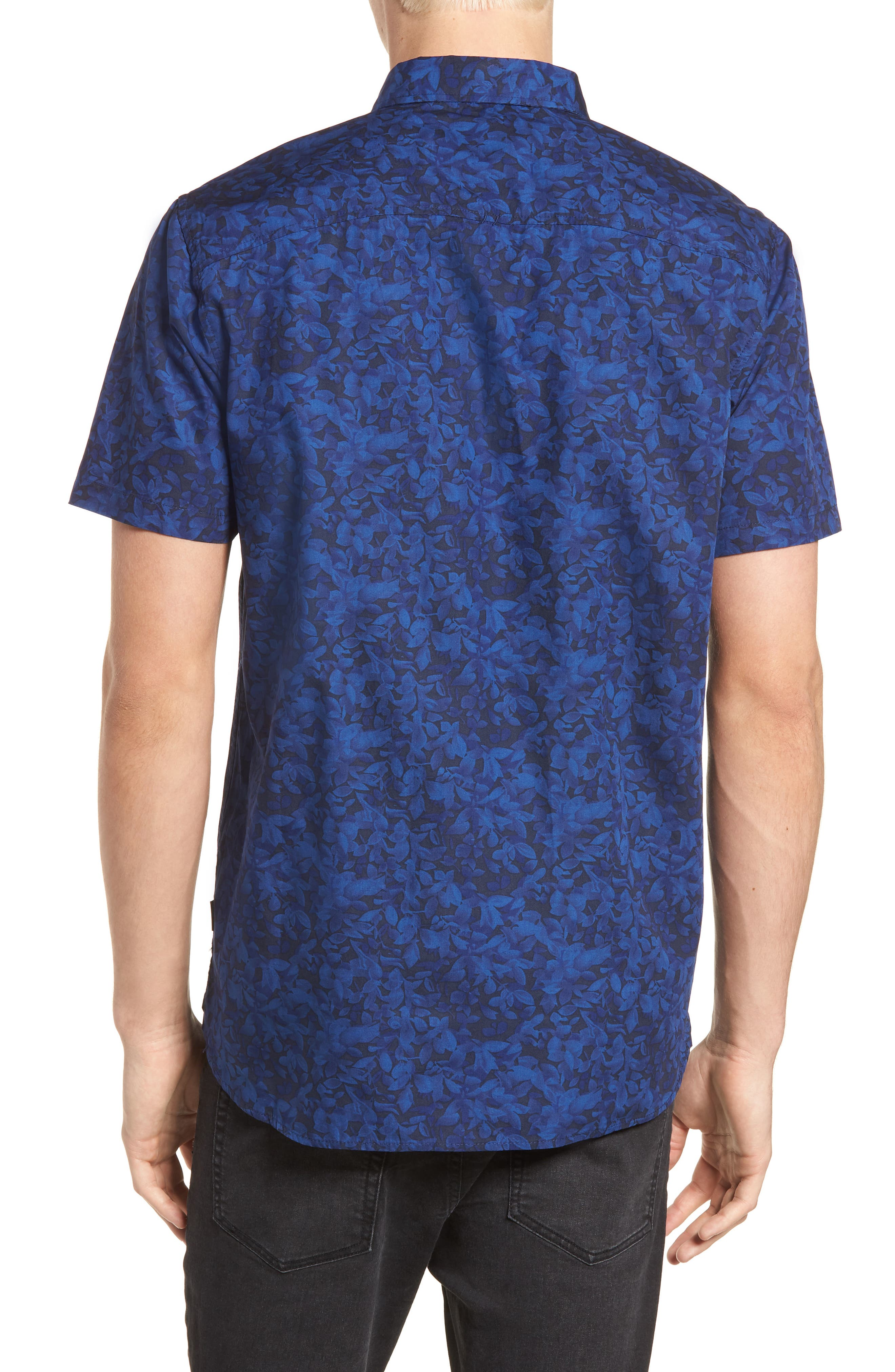 Porter Woven Shirt,                             Alternate thumbnail 12, color,