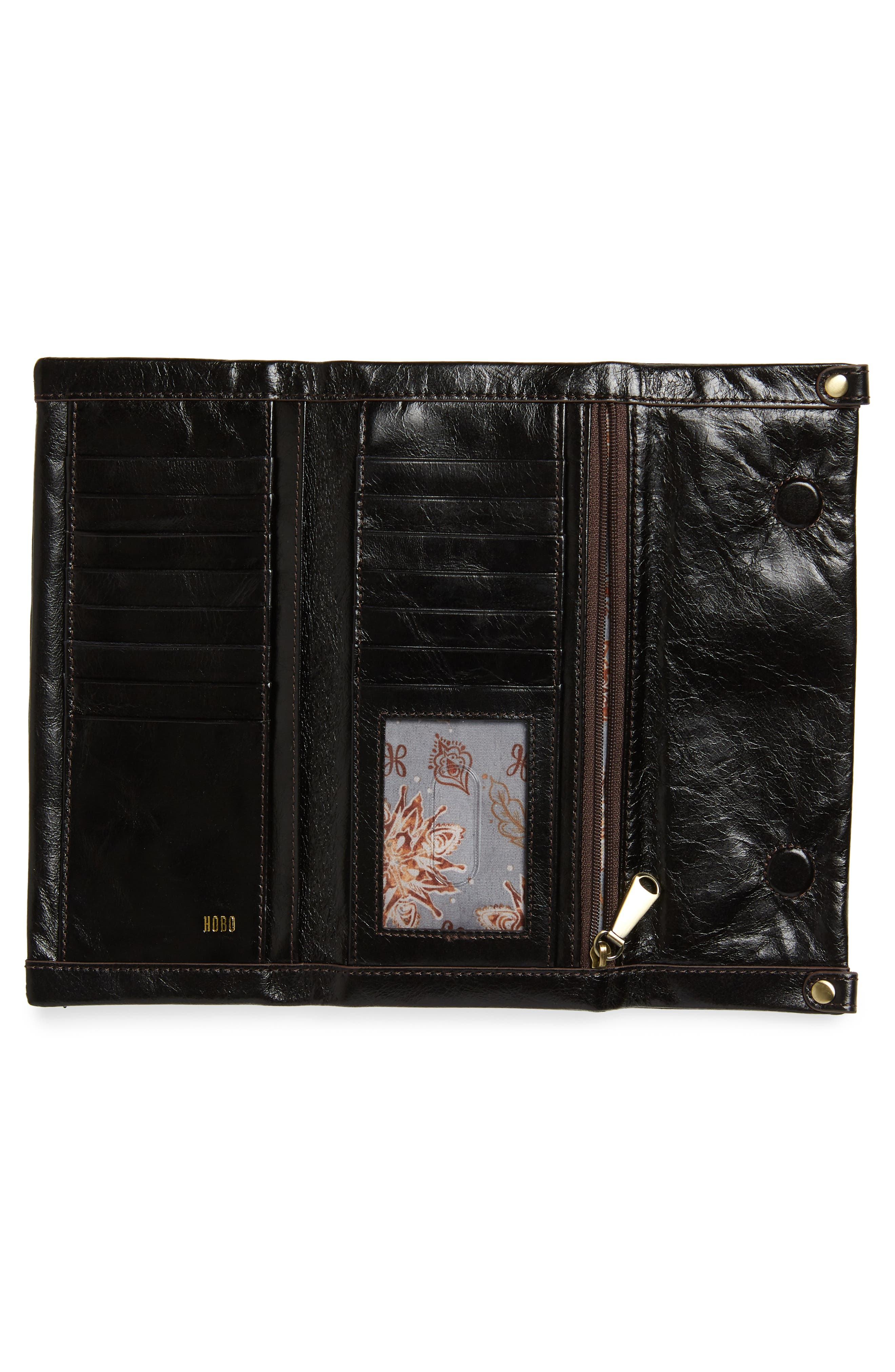 Fable Continental Wallet,                             Alternate thumbnail 4, color,                             001