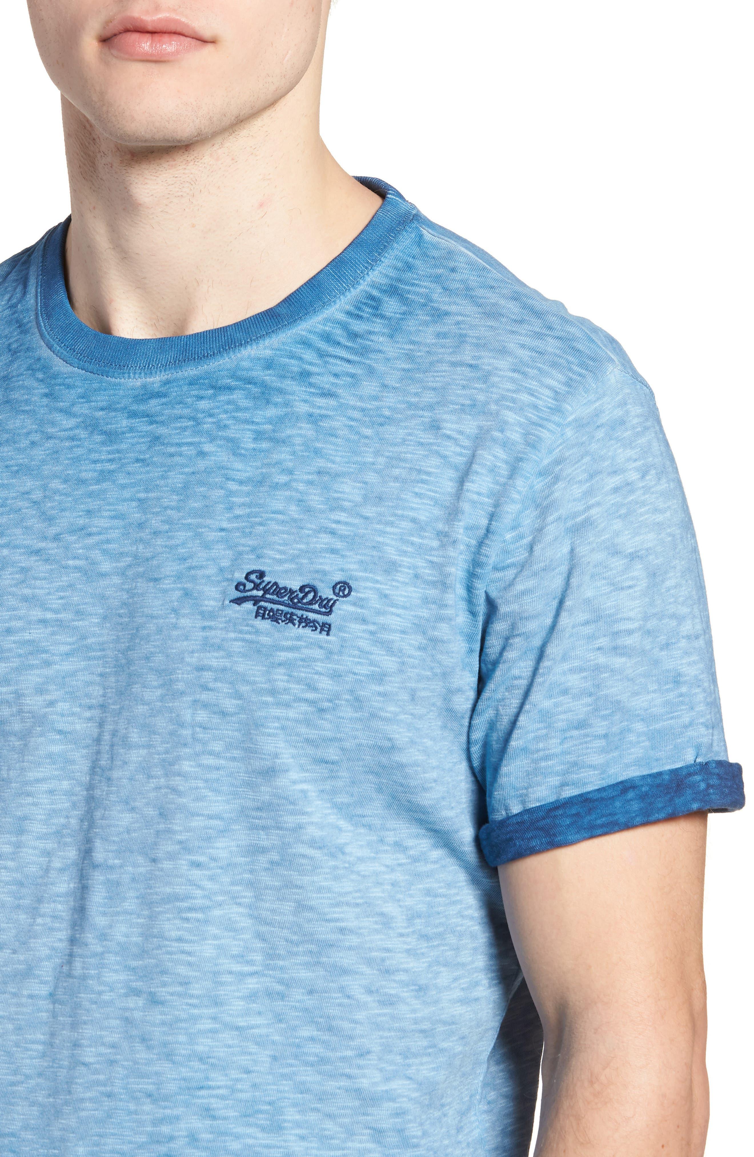 Orange Label Low Roller T-Shirt,                             Alternate thumbnail 16, color,