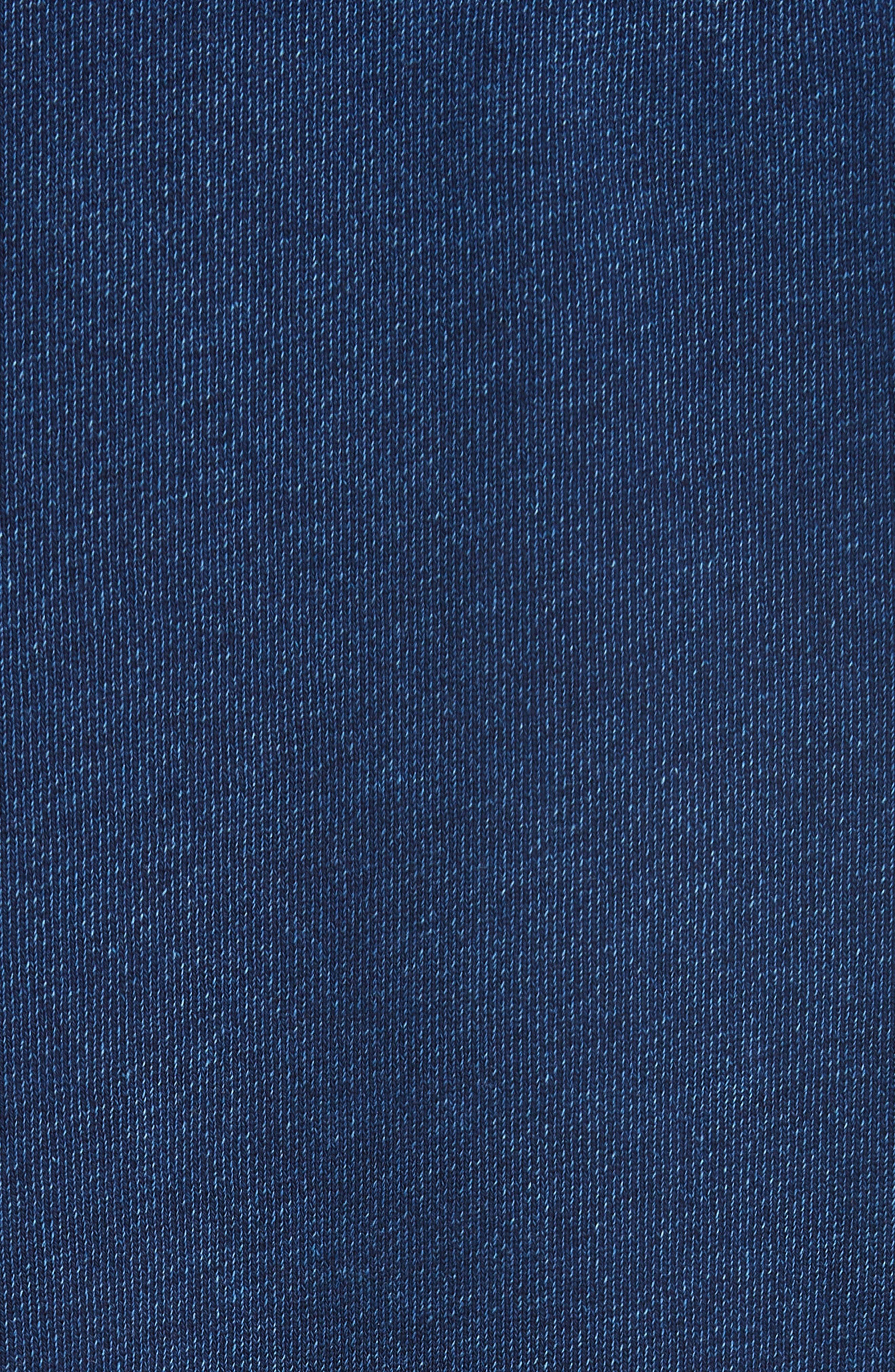Lace Patch Sweatshirt,                             Alternate thumbnail 5, color,                             400