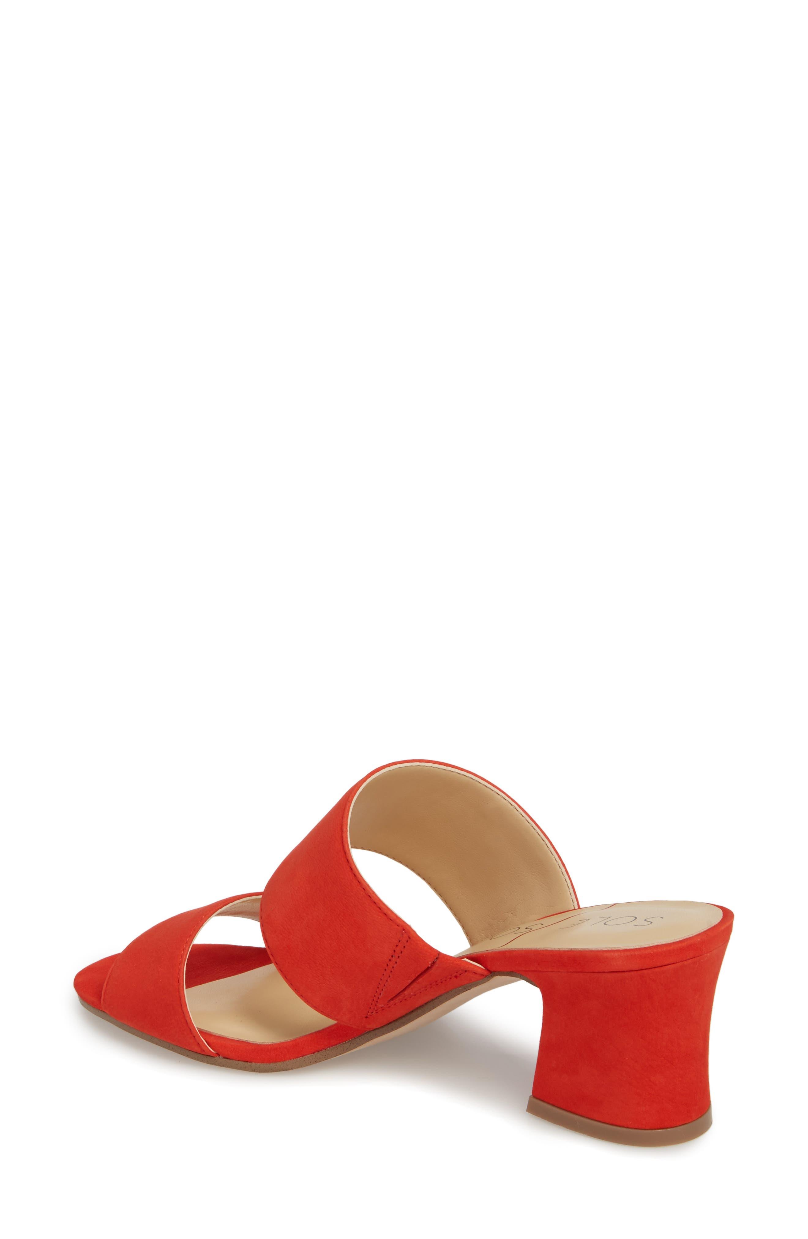 Heline Slide Sandal,                             Alternate thumbnail 5, color,