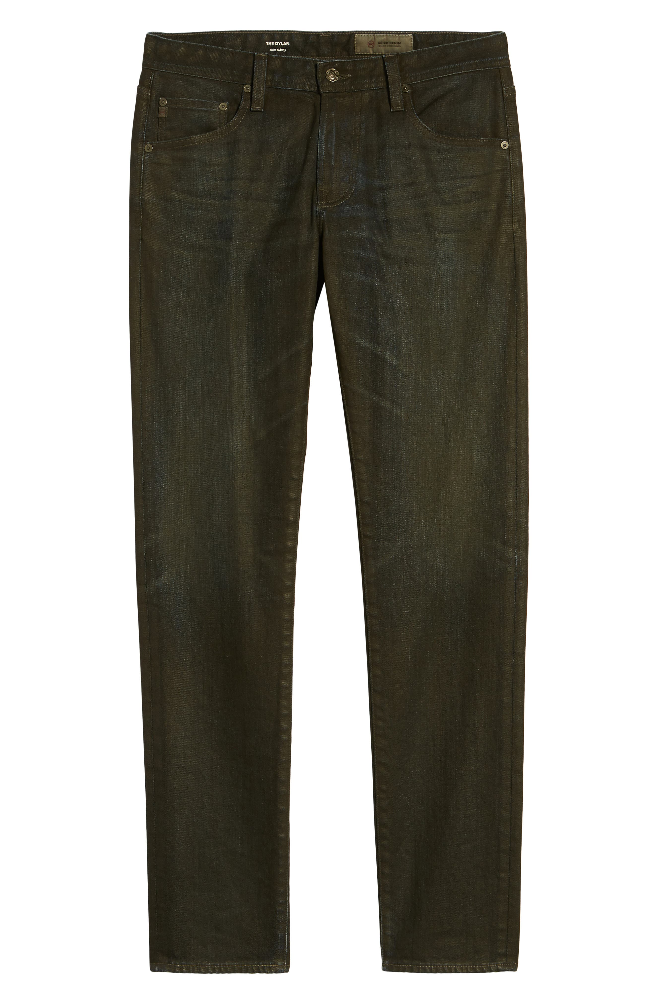 Dylan Skinny Fit Jeans,                             Alternate thumbnail 6, color,                             477
