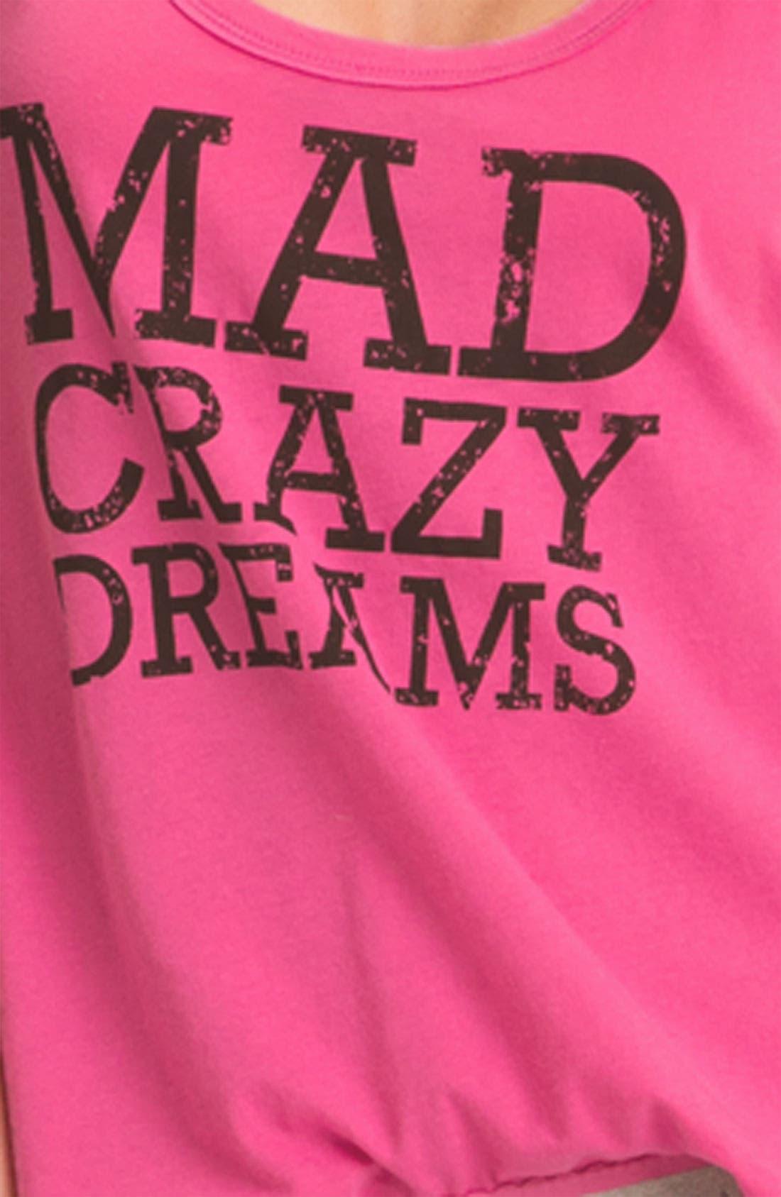 'Mad Crazy Dreams' Tank,                             Alternate thumbnail 35, color,