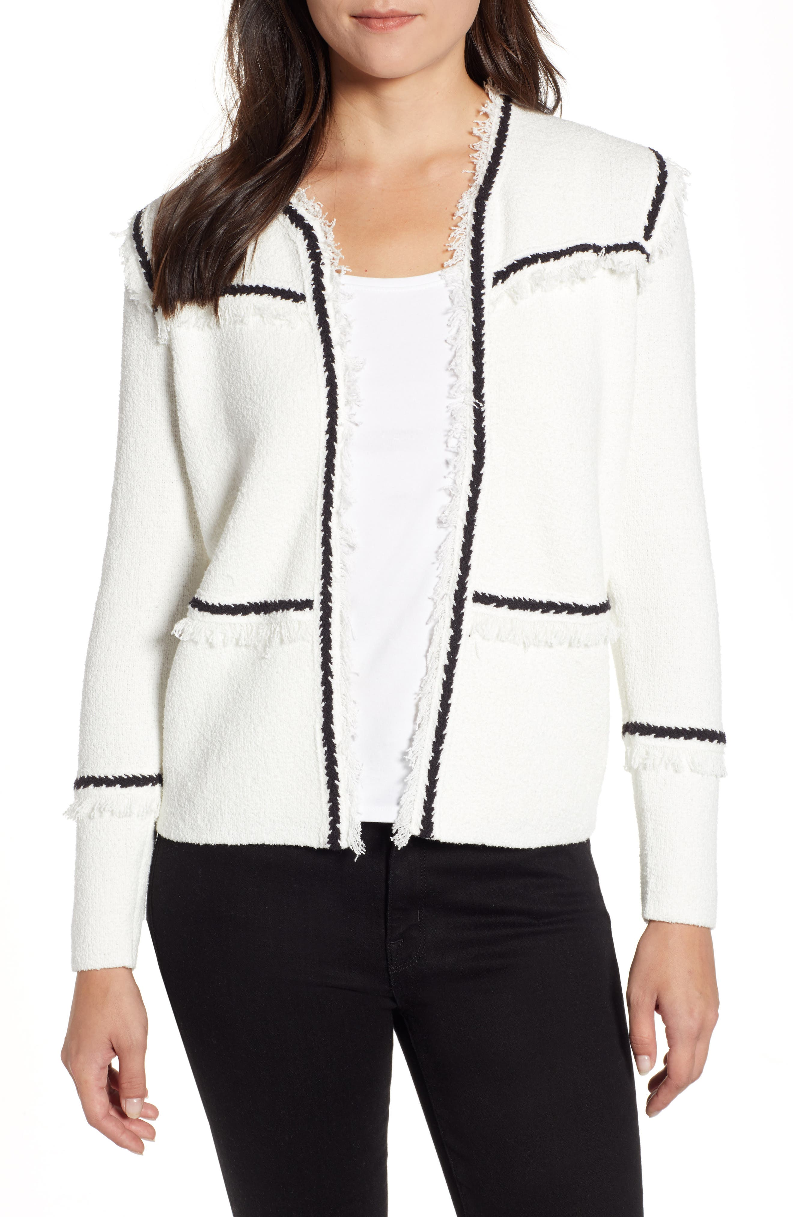 First Class Jacket,                             Main thumbnail 1, color,                             PAPER WHITE