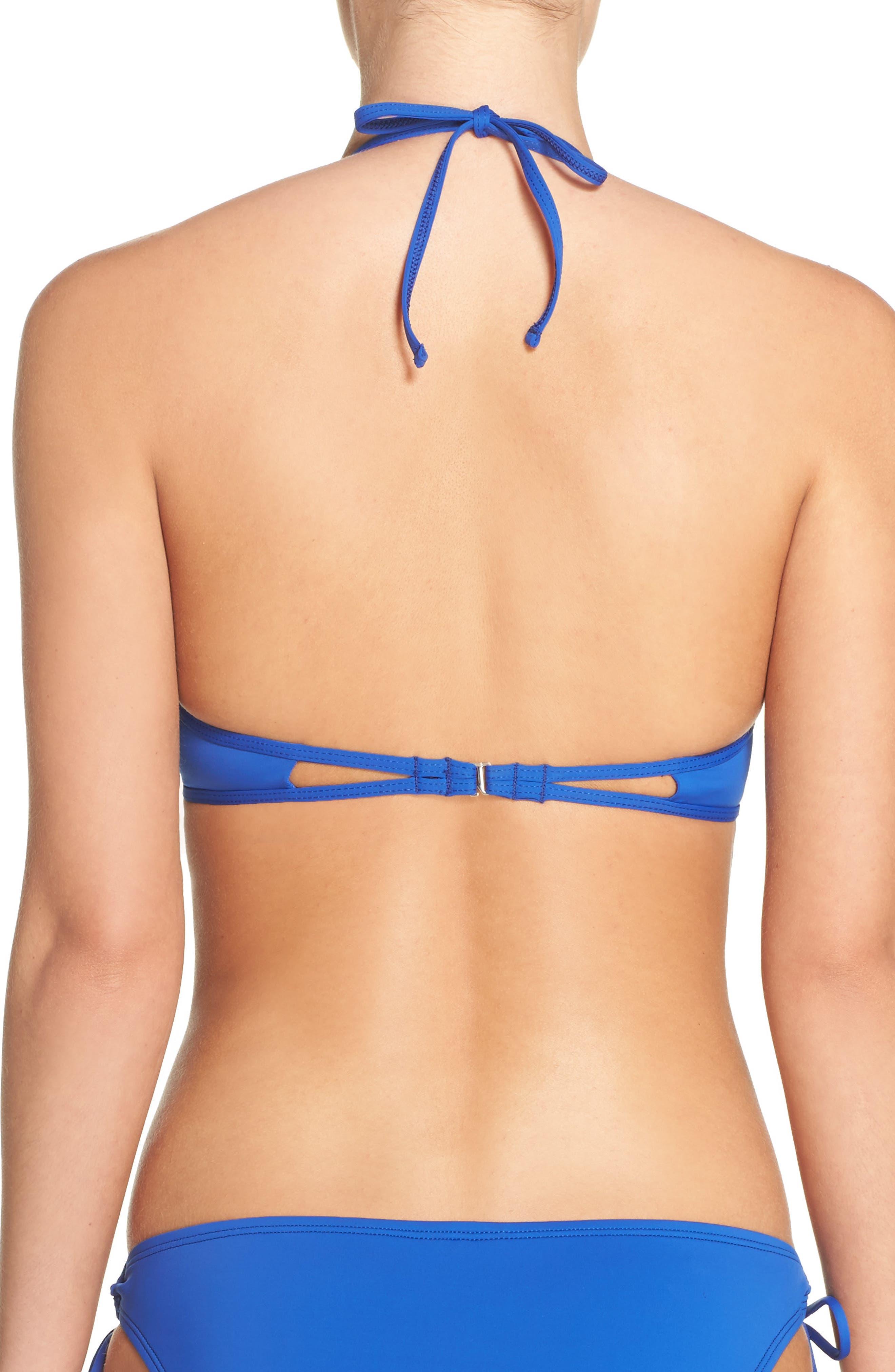 Underwire Bikini Top,                             Alternate thumbnail 5, color,
