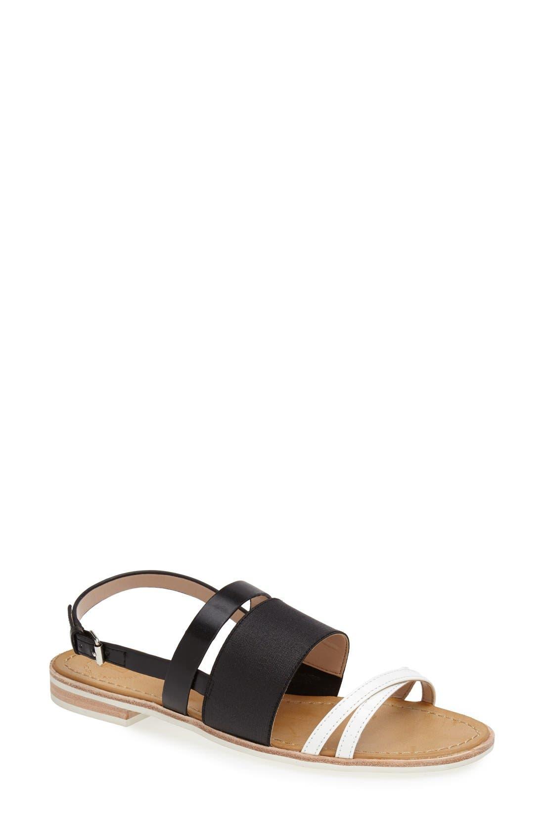'Hallie' Sandal, Main, color, 015