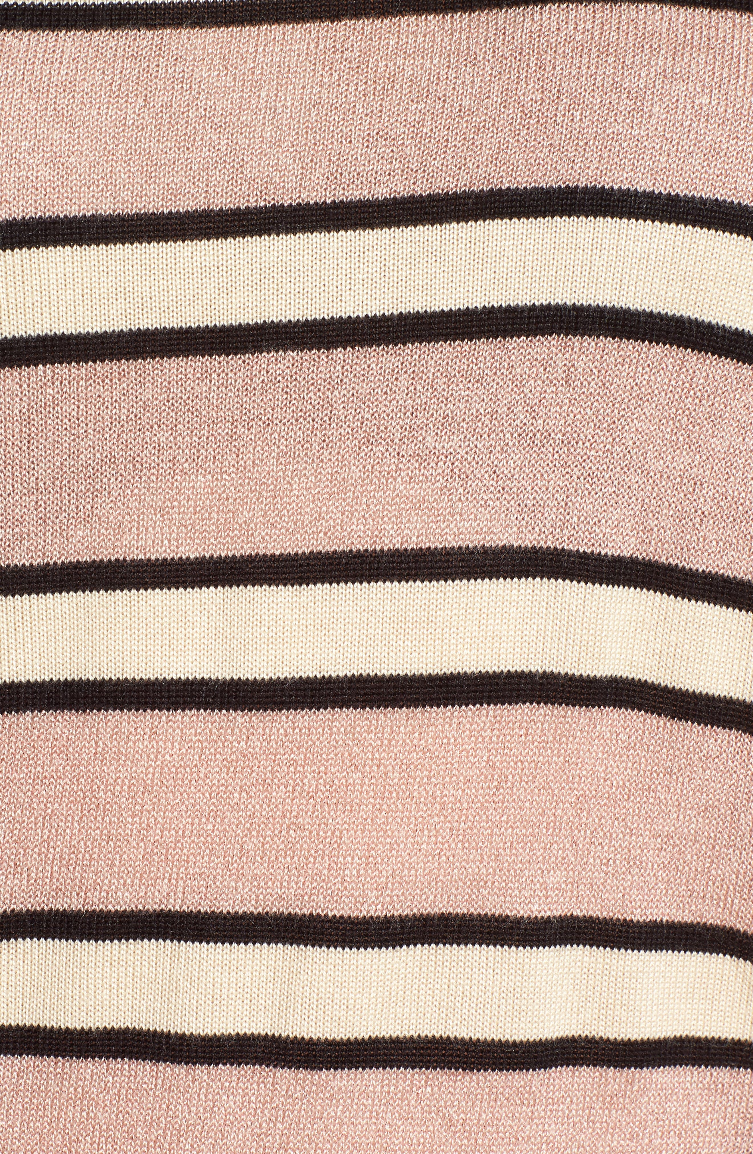 Stripe Sweater,                             Alternate thumbnail 5, color,                             650