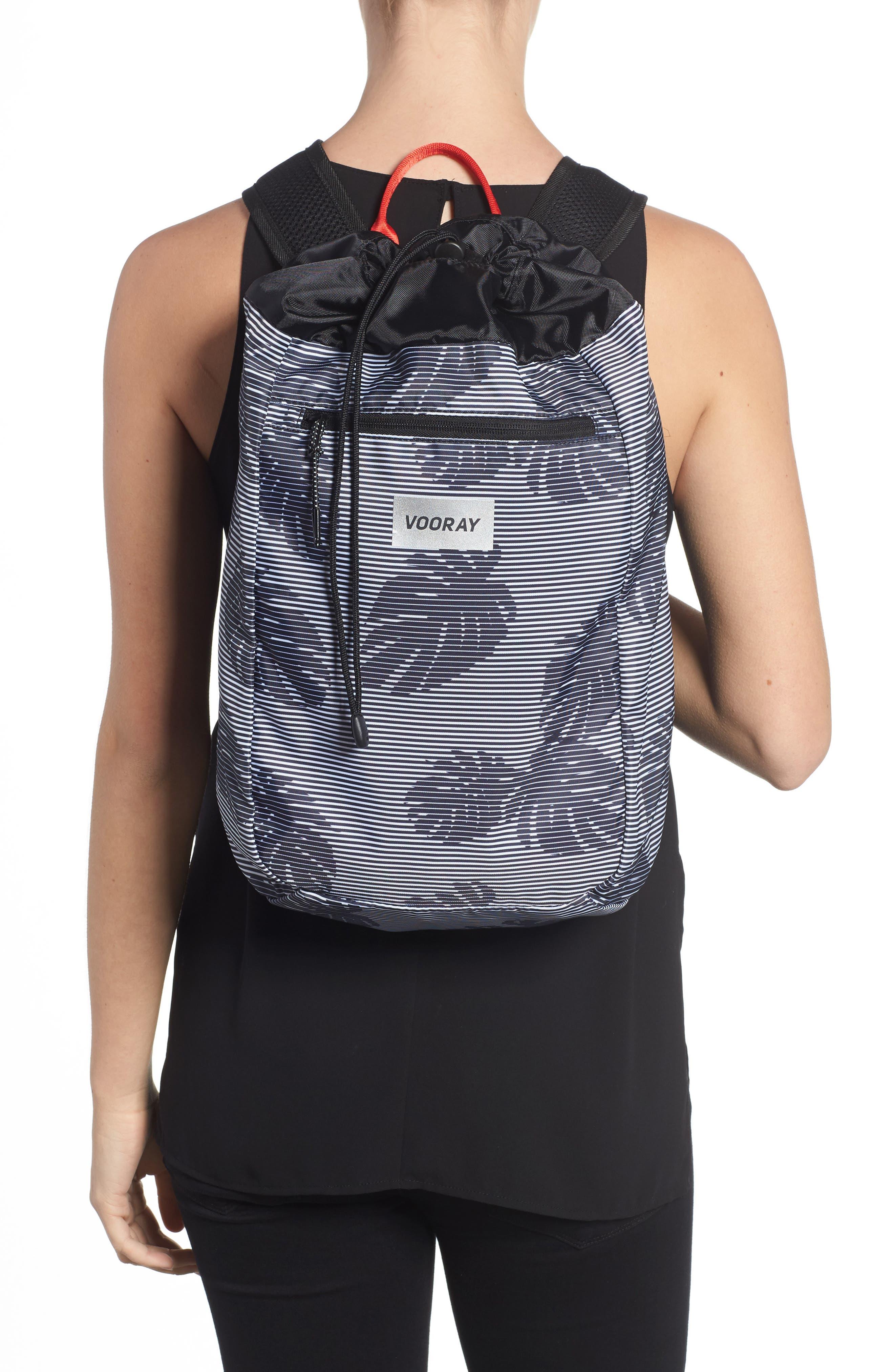 Stride Cinch Top Backpack,                             Alternate thumbnail 4, color,