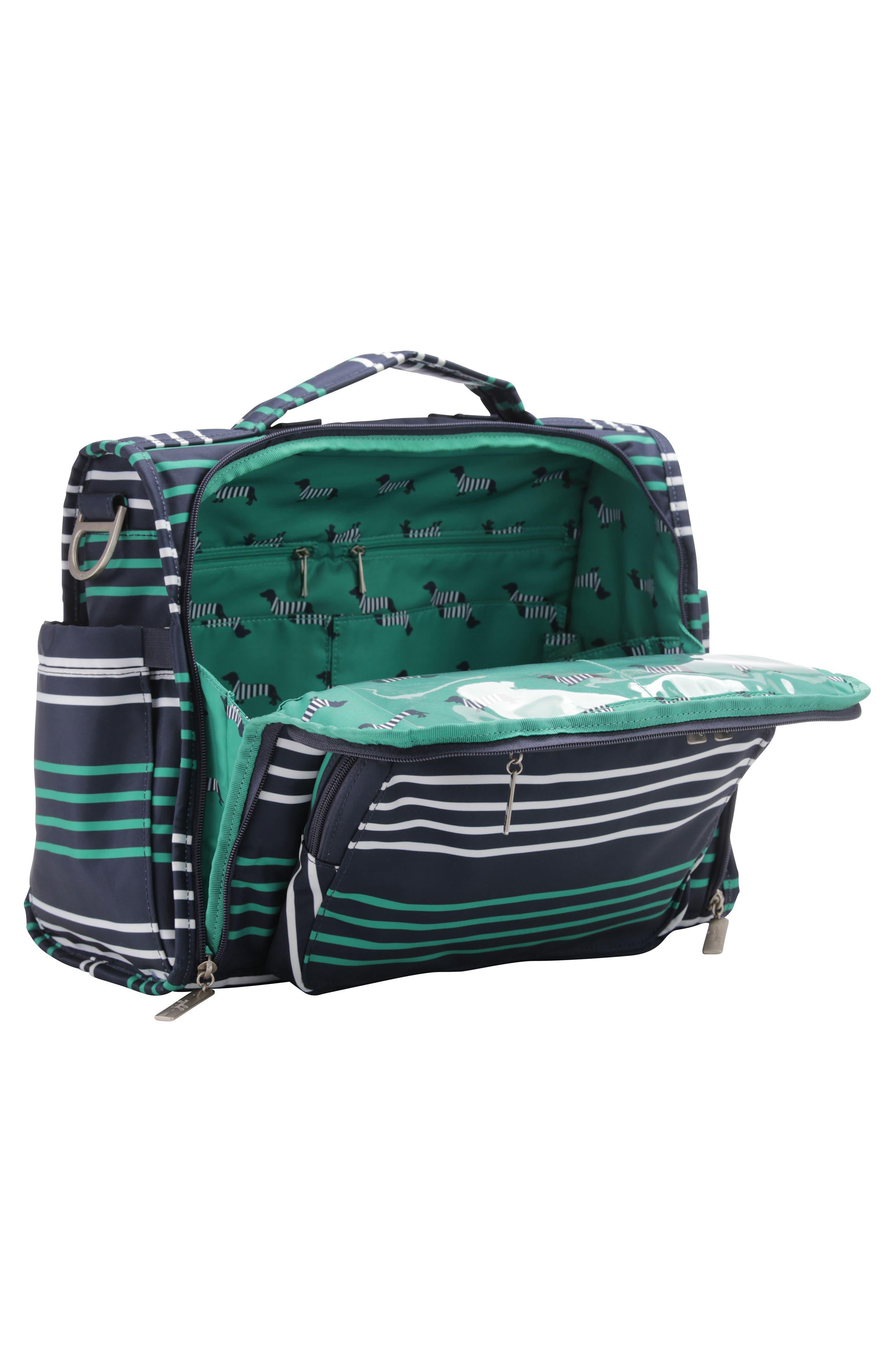 BFF - Coastal Collection Diaper Bag,                             Alternate thumbnail 9, color,