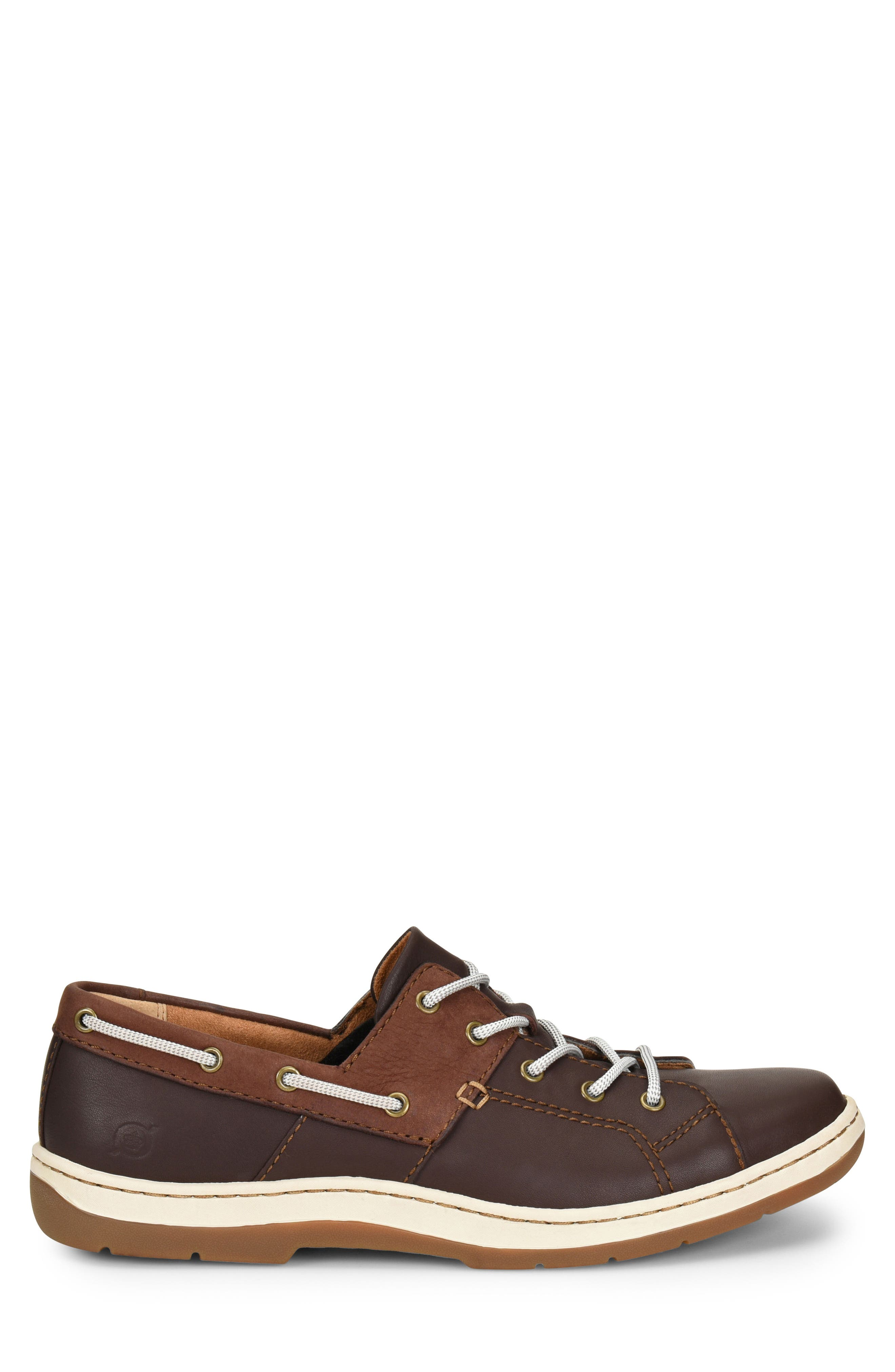 Marius Boat Shoe Sneaker,                             Alternate thumbnail 3, color,                             205