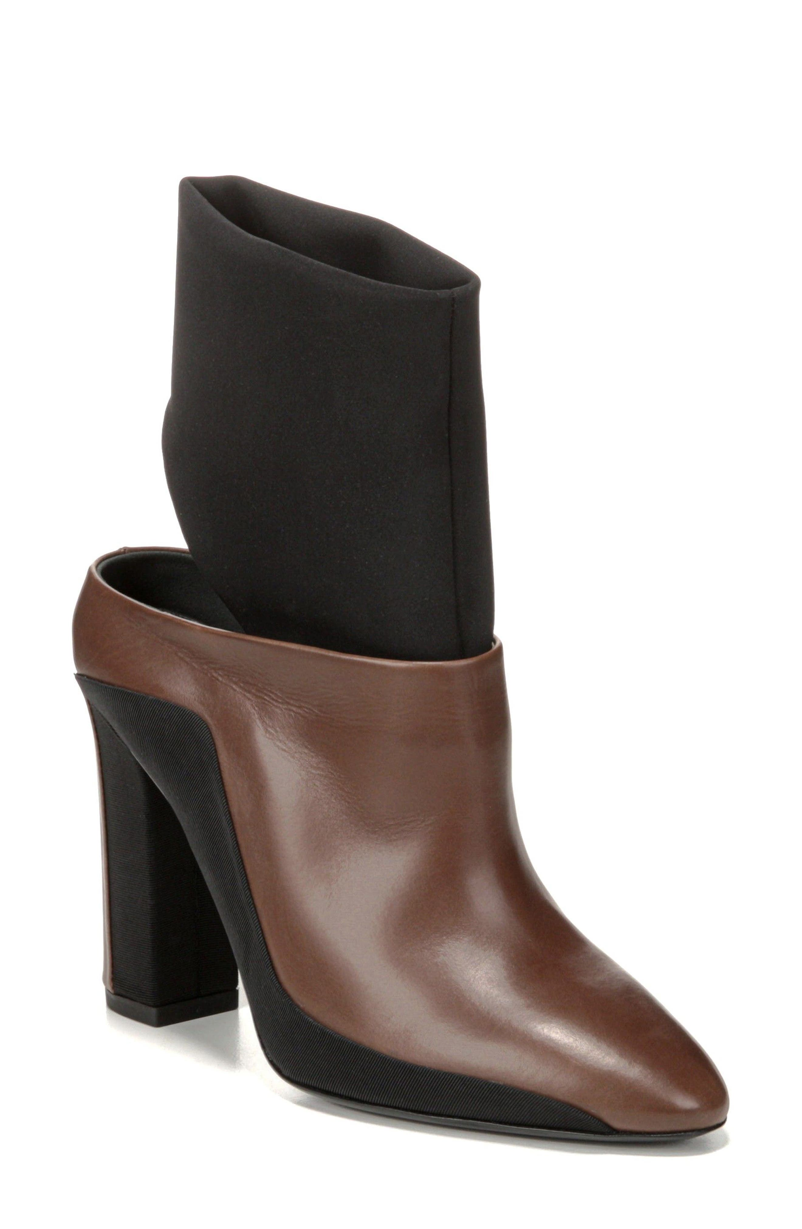 Agyness Cutout Boot,                             Main thumbnail 2, color,