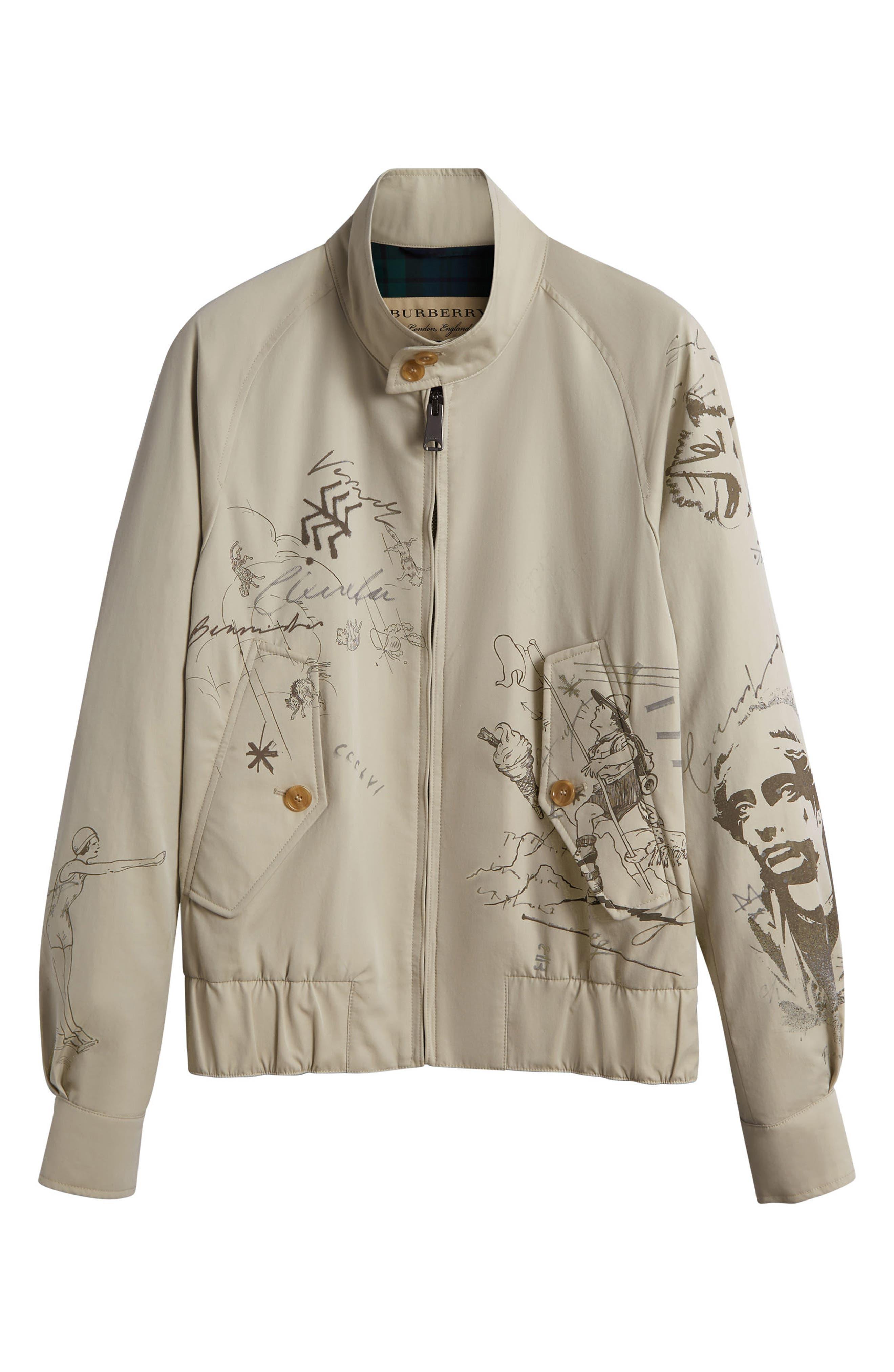 Rocksmoor Harrington Jacket,                             Alternate thumbnail 4, color,                             250